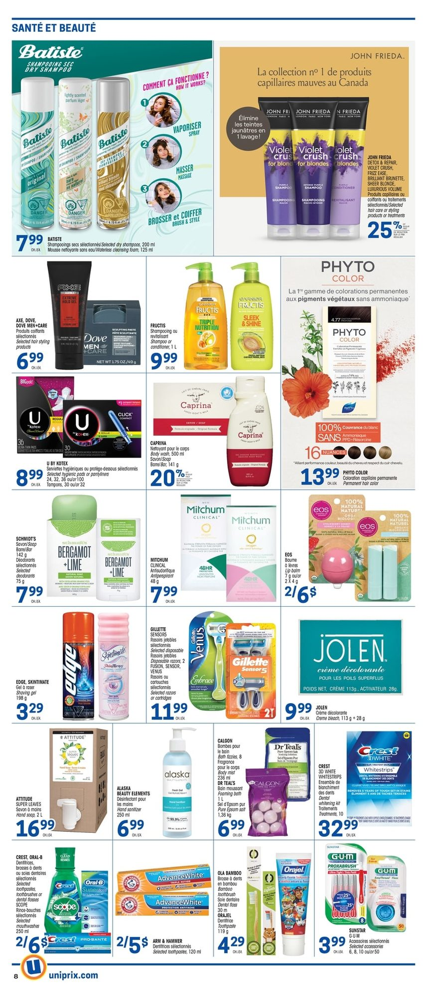 Uniprix - Weekly Flyer Specials - Page 10