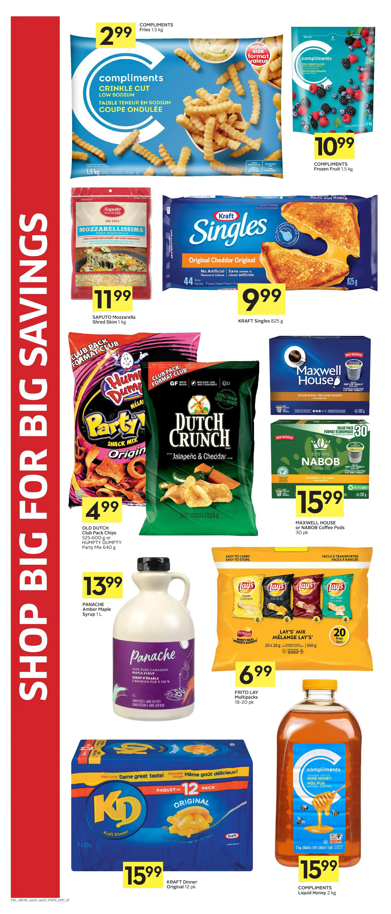 Foodland Flyer from january 21 to 27 2021 - Page 4