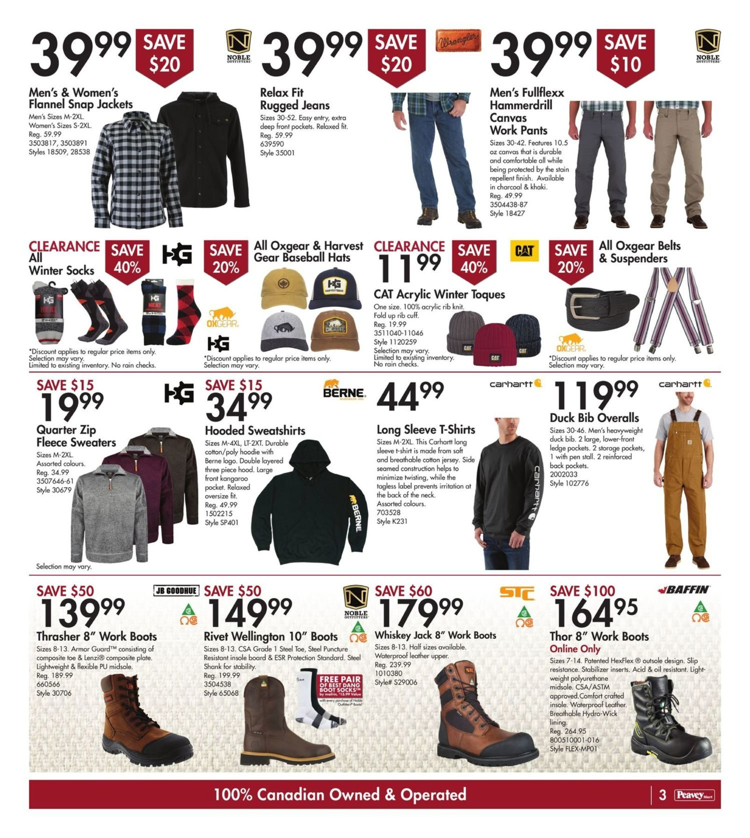 Peavey Mart - Weekly Deals - Dollar Days Are Here - Page 5