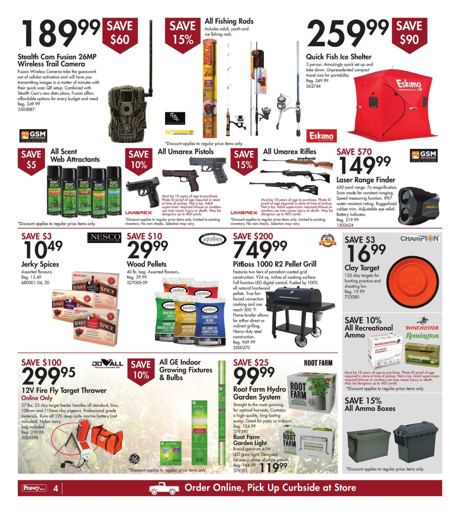 Peavey Mart - Weekly Deals - Dollar Days Are Here - Page 6