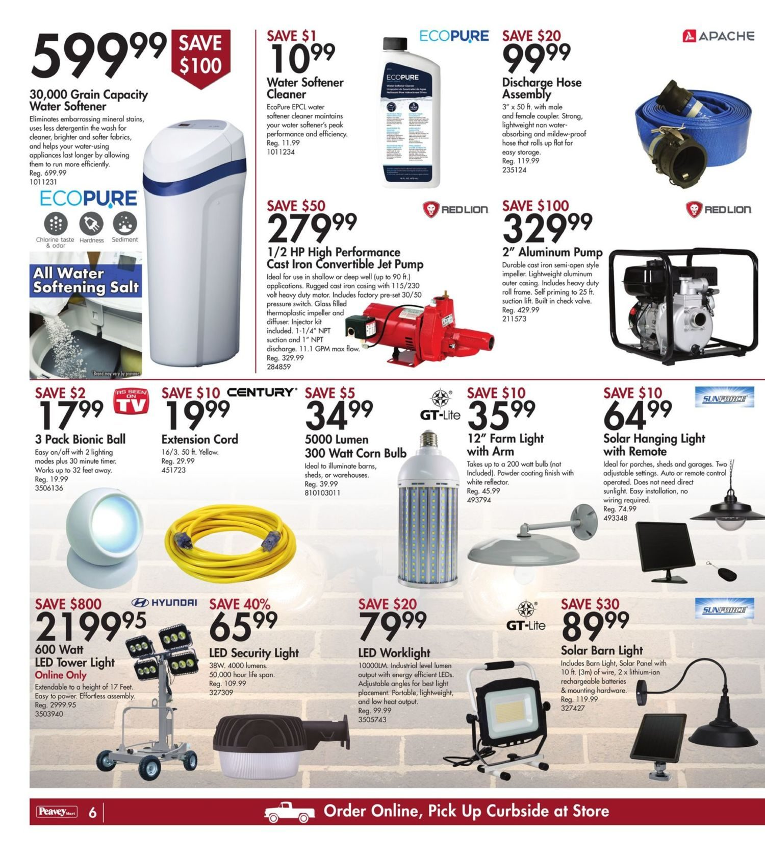 Peavey Mart - Weekly Deals - Dollar Days Are Here - Page 8