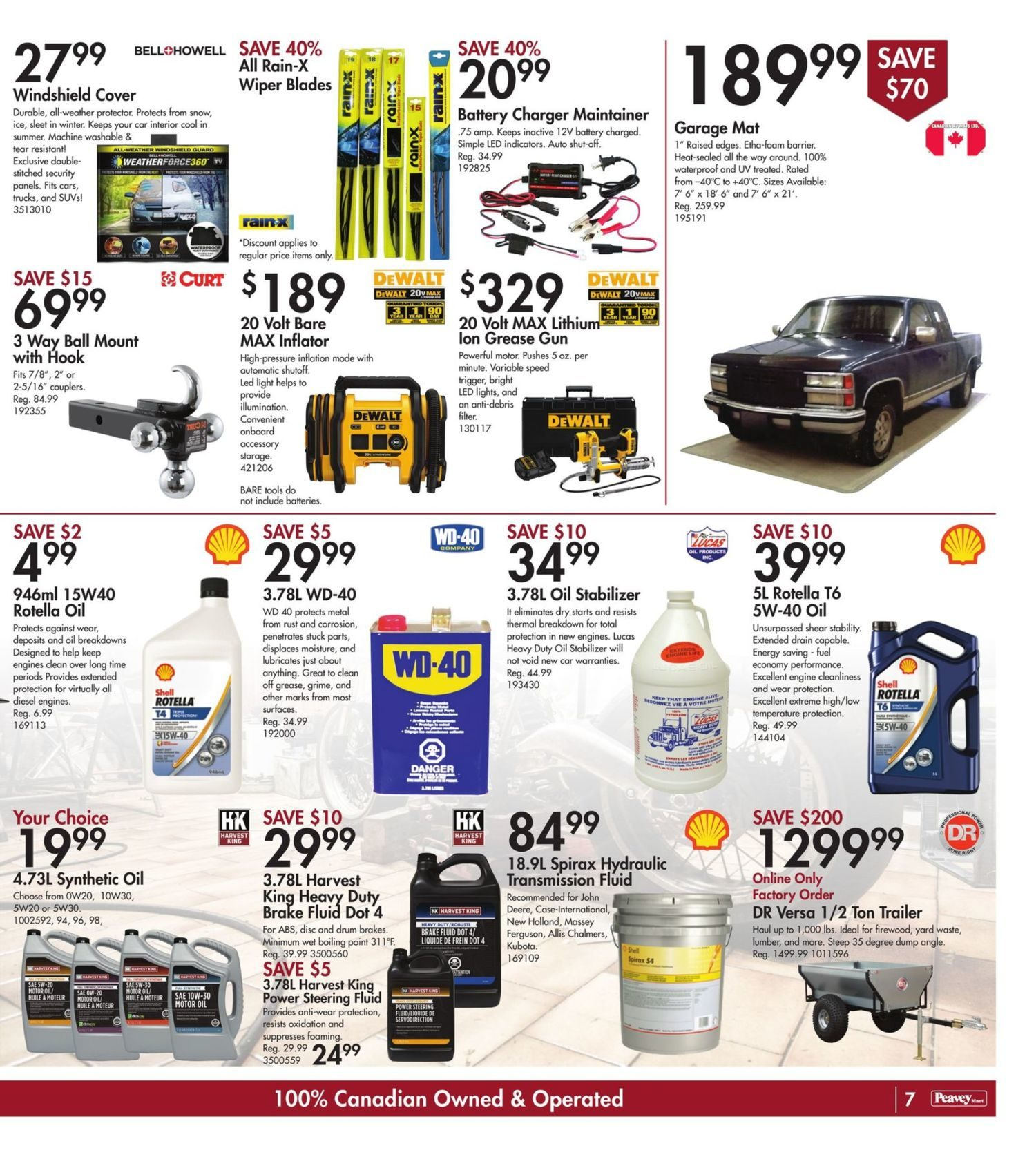 Peavey Mart - Weekly Deals - Dollar Days Are Here - Page 9