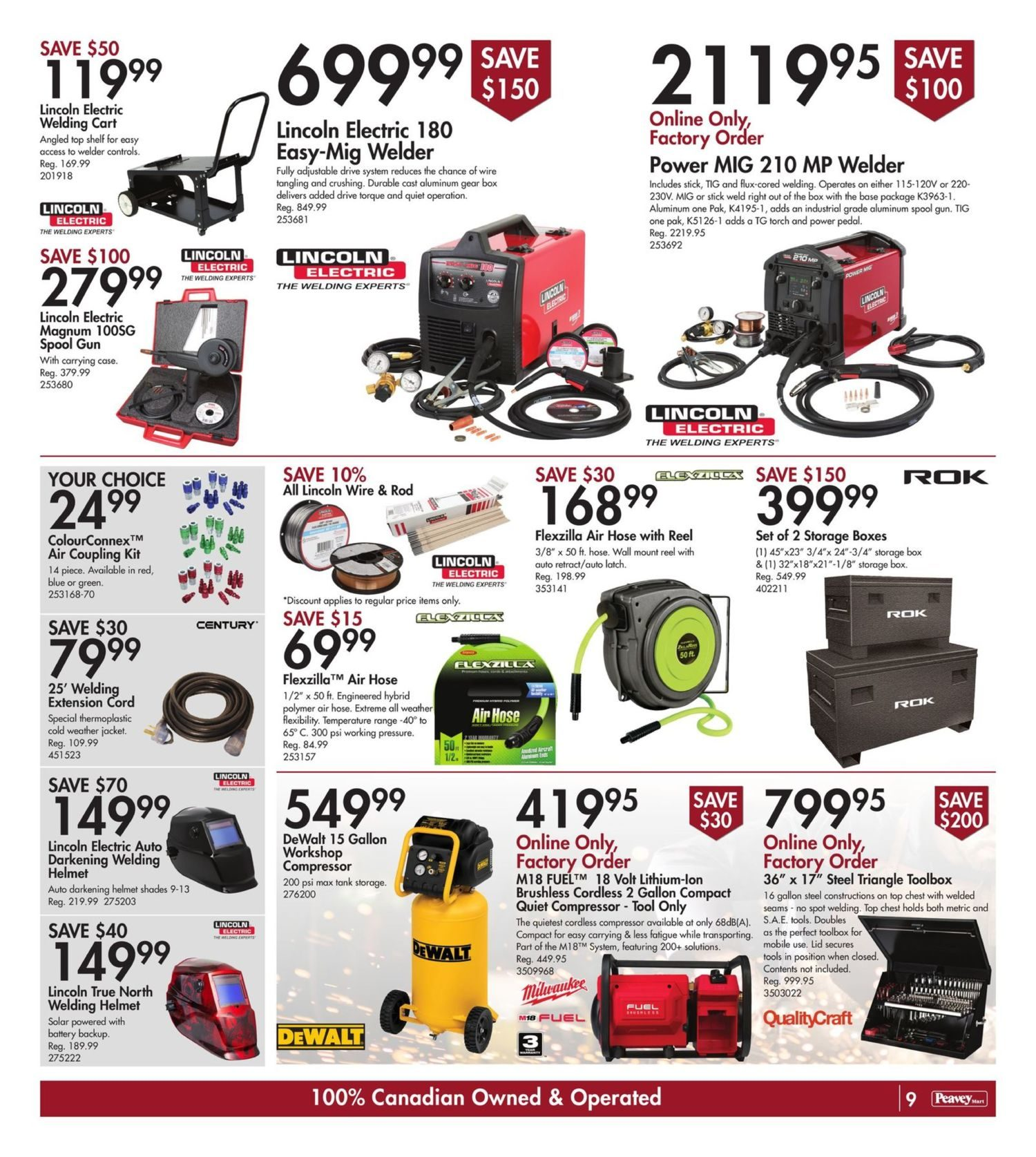 Peavey Mart - Weekly Deals - Dollar Days Are Here - Page 11