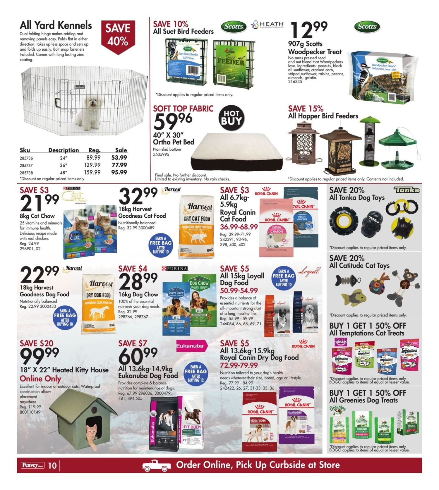 Peavey Mart - Weekly Deals - Dollar Days Are Here - Page 12