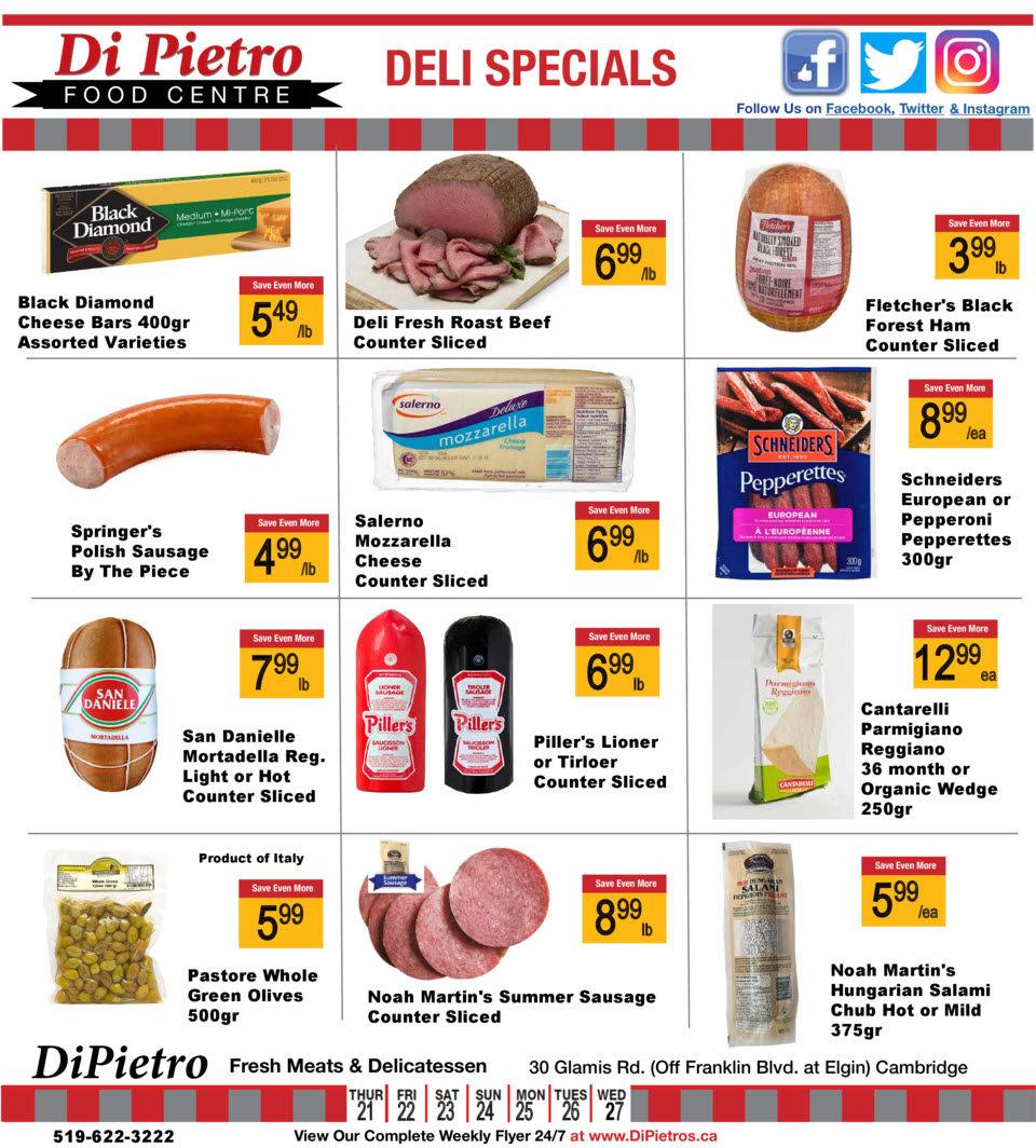 DiPietro - Weekly Specials - Page 5