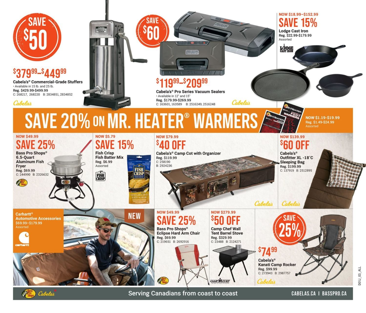 Cabela's - Winter Warm-Up Sale - Page 4