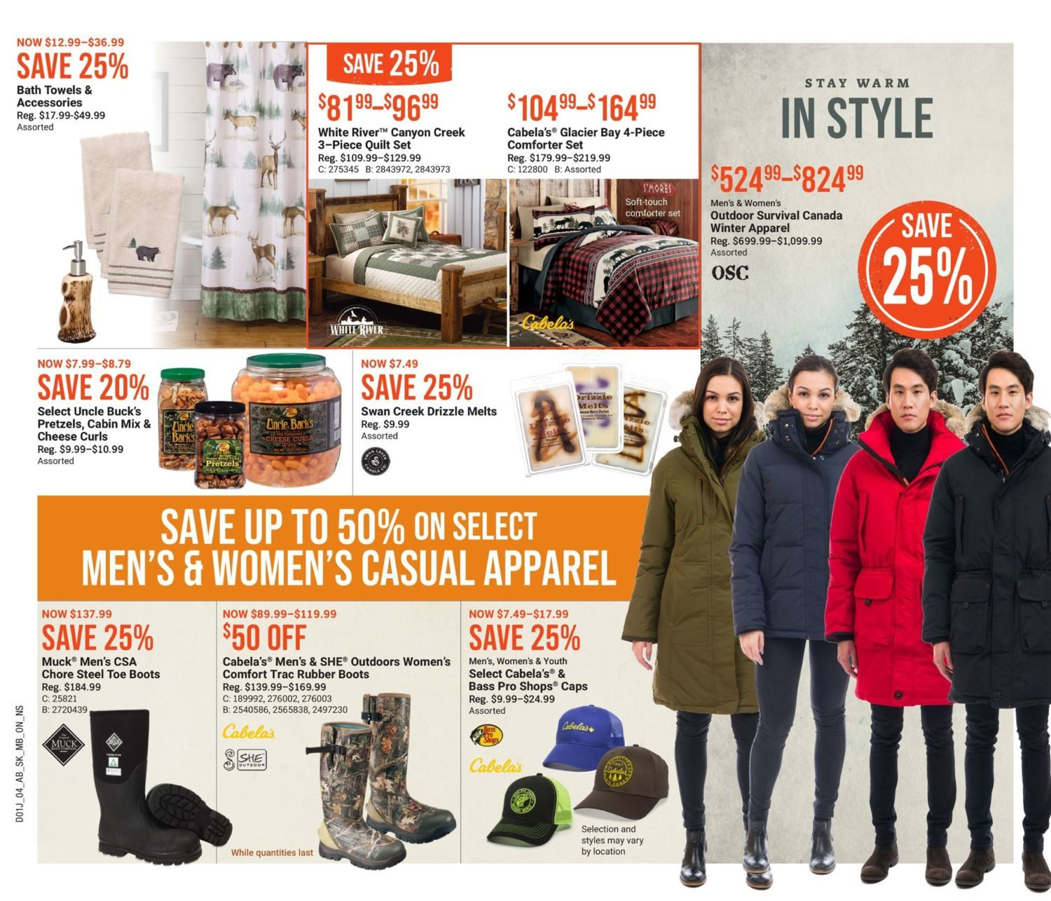 Cabela's - Winter Warm-Up Sale - Page 5