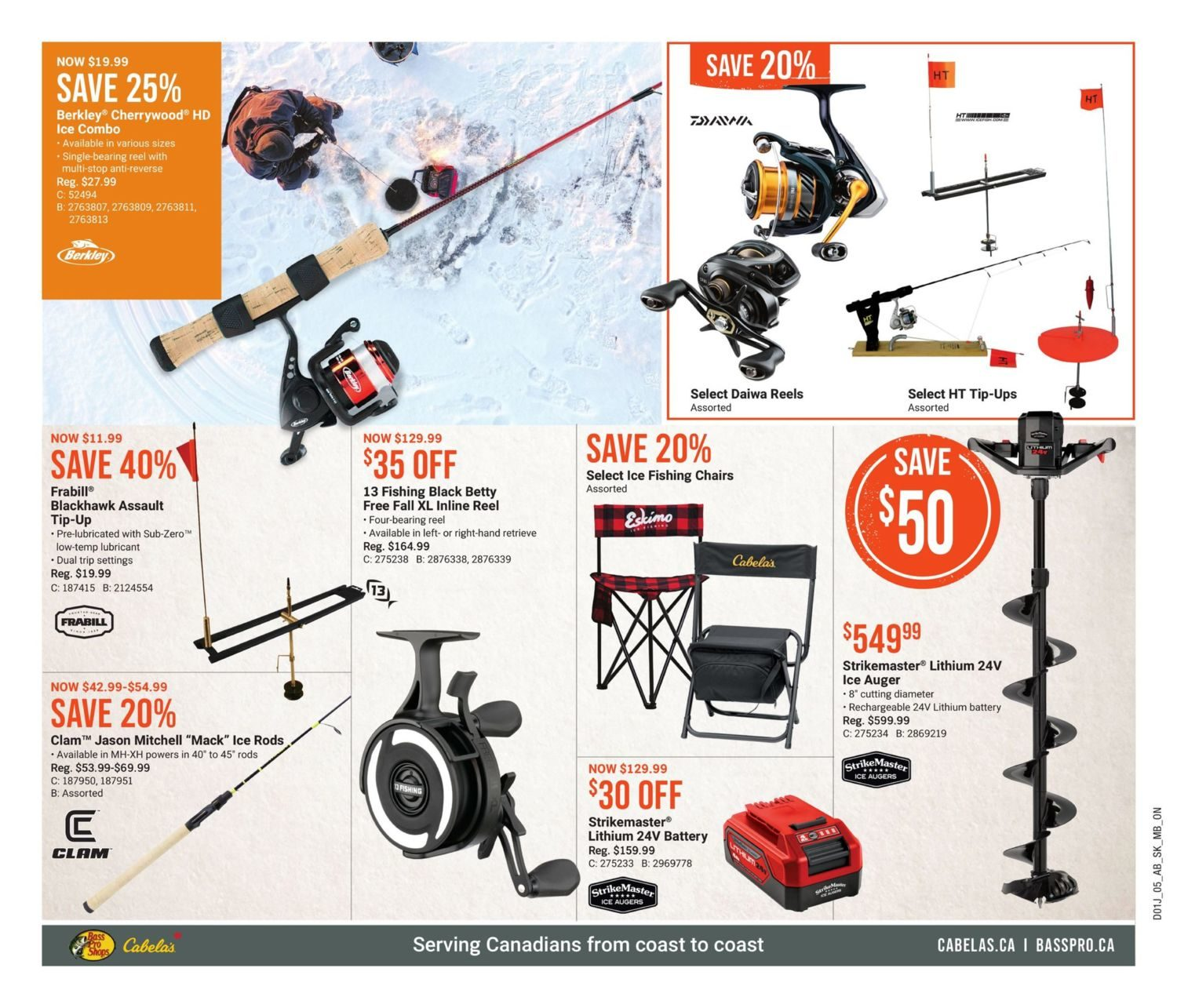 Cabela's - Winter Warm-Up Sale - Page 6