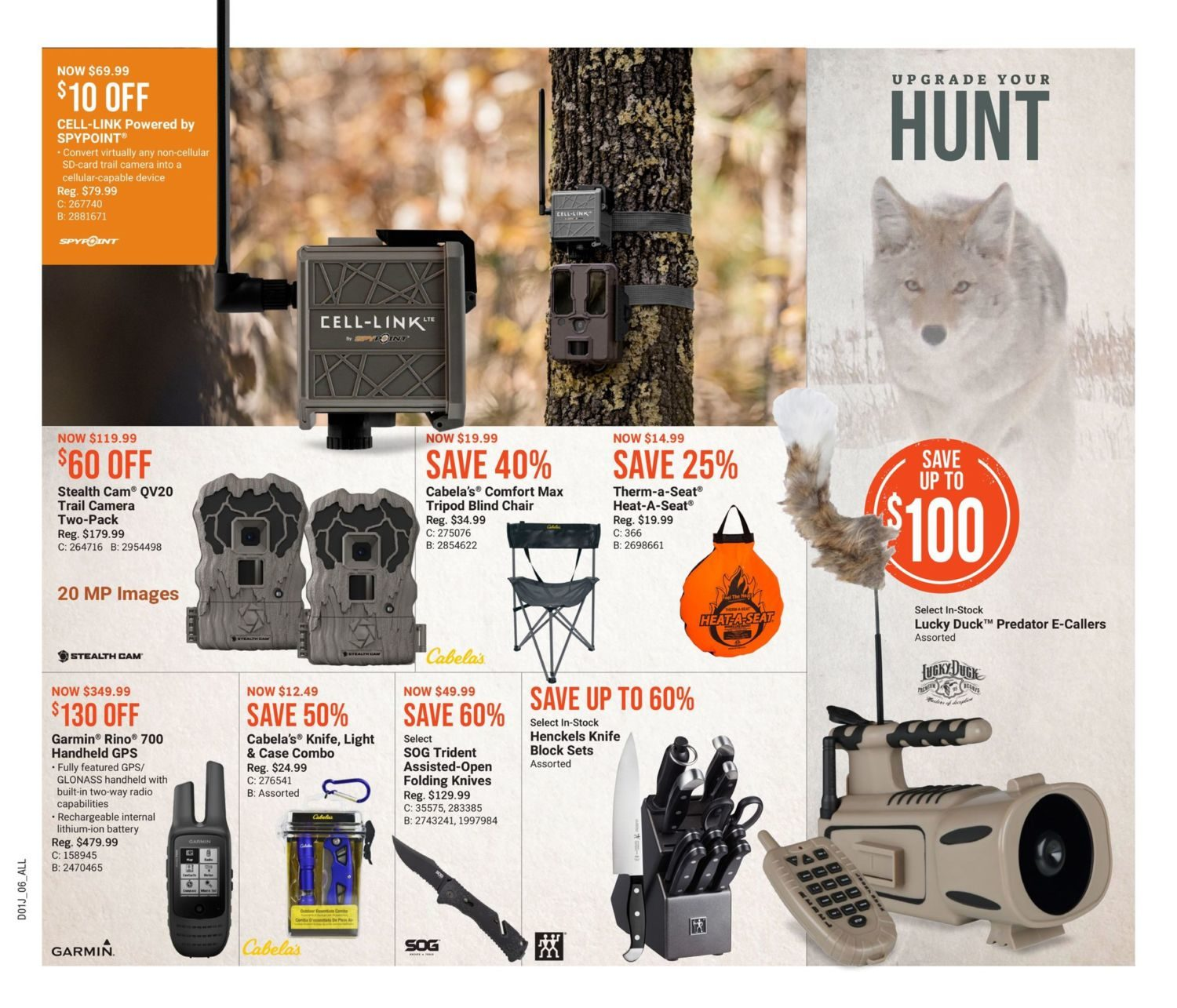 Cabela's - Winter Warm-Up Sale - Page 7