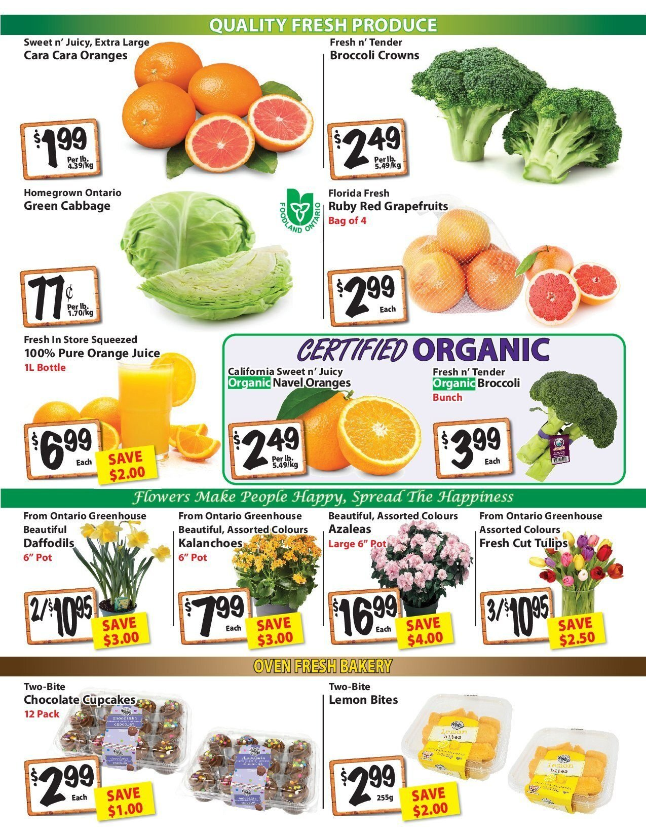 The Garden Basket - Weekly Specials - Page 2