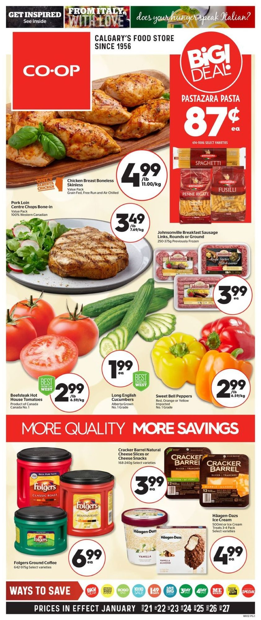 Calgary Co-op - Weekly Flyer Specials