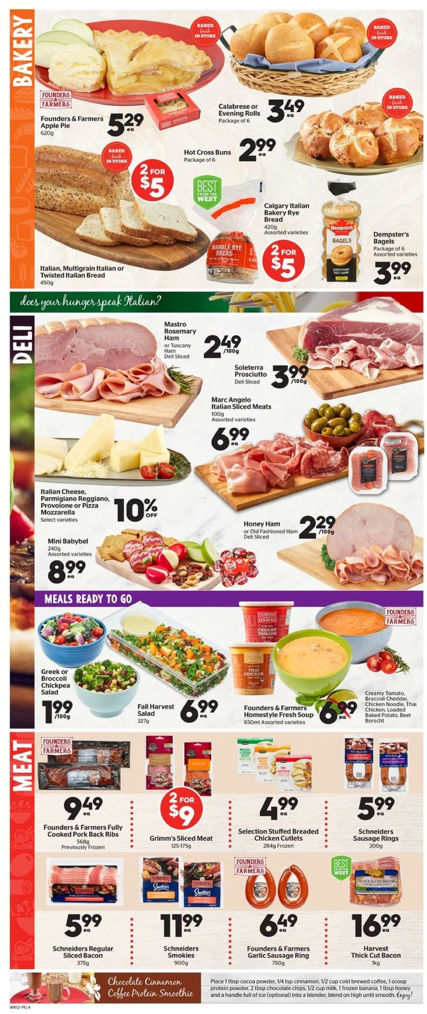 Calgary Co-op - Weekly Flyer Specials - Page 4