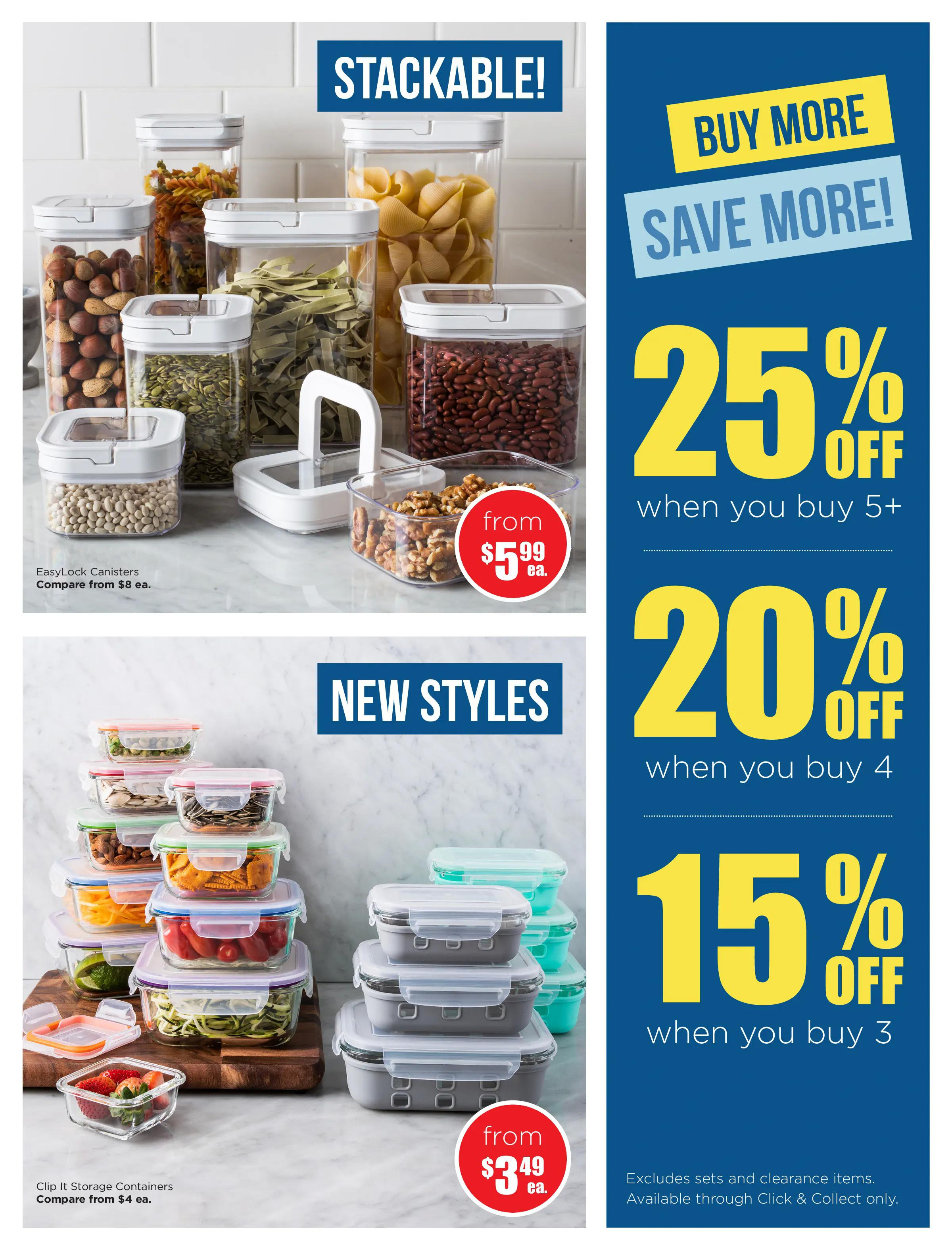 Kitchen Stuff Plus - Monthly Savings - Page 6