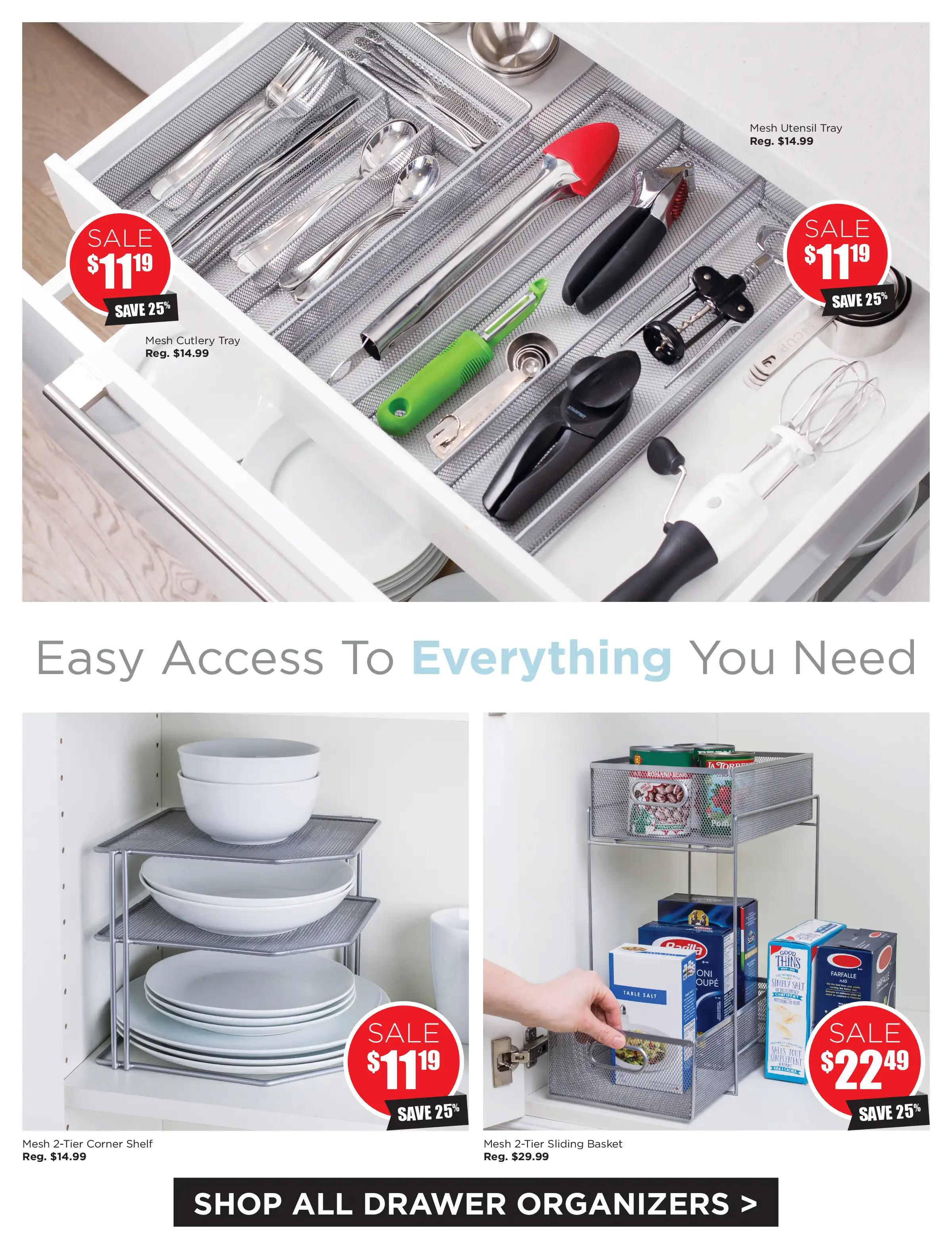 Kitchen Stuff Plus - Monthly Savings - Page 12