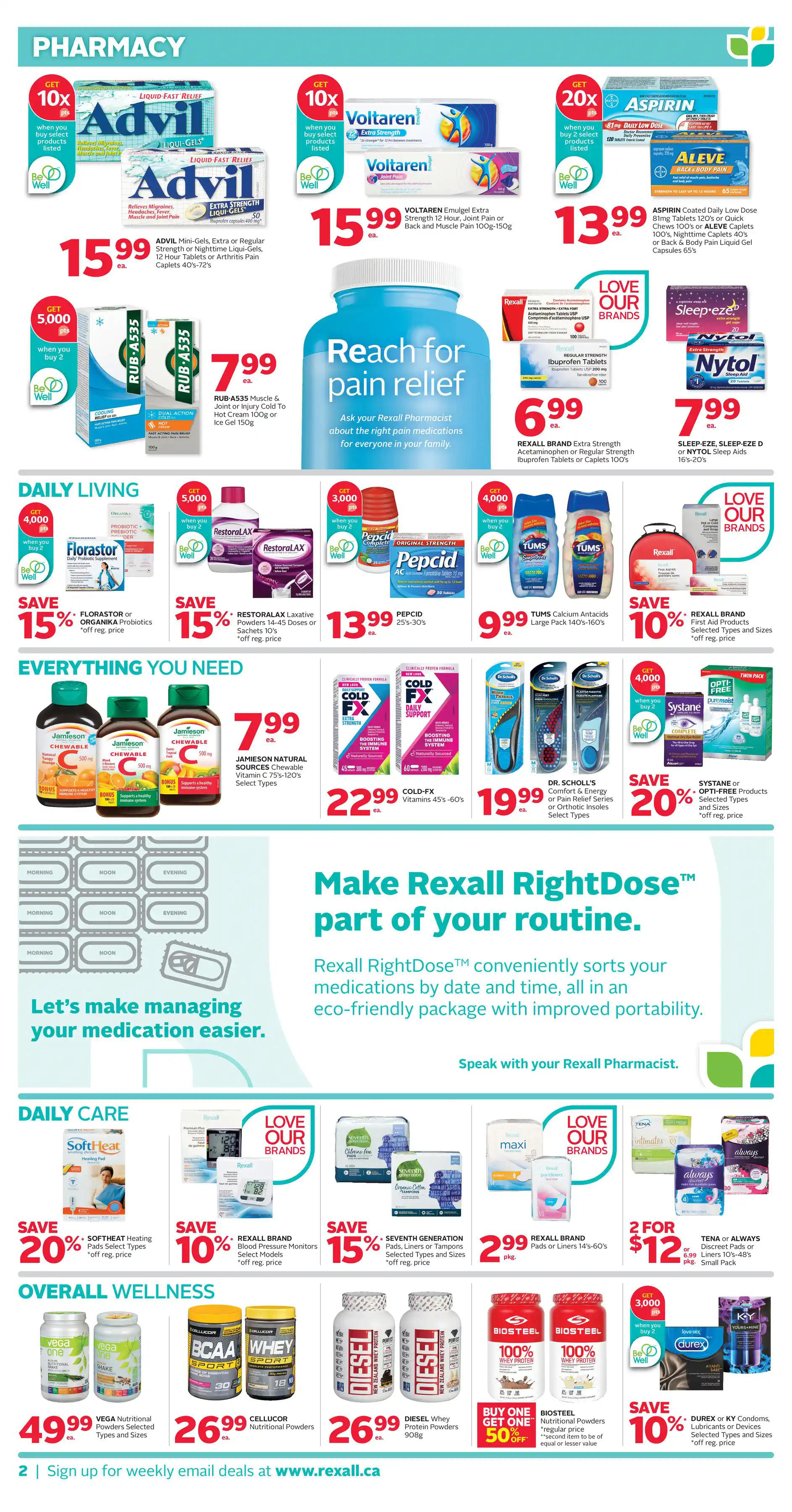 Rexall - Weekly Flyer Specials - Page 4