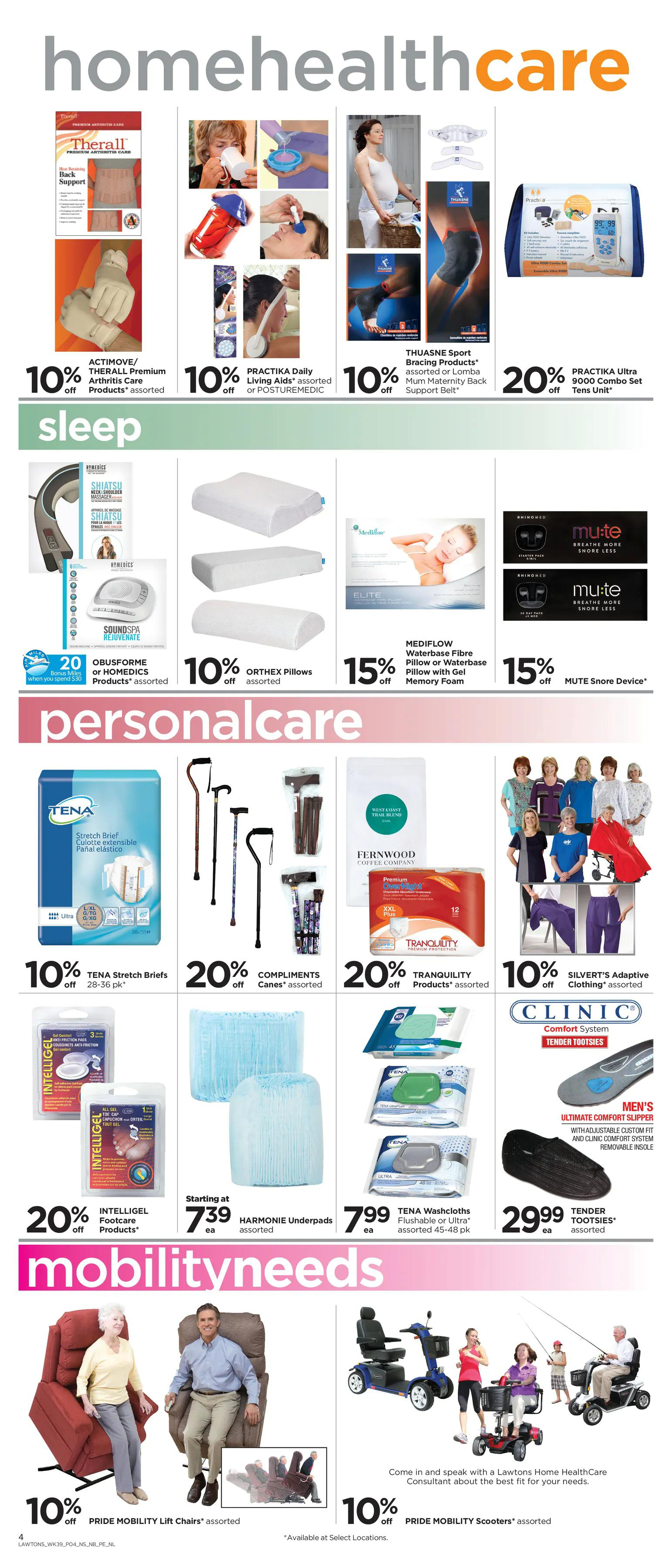 Lawtons Drugs - Weekly Flyer Specials - Page 3
