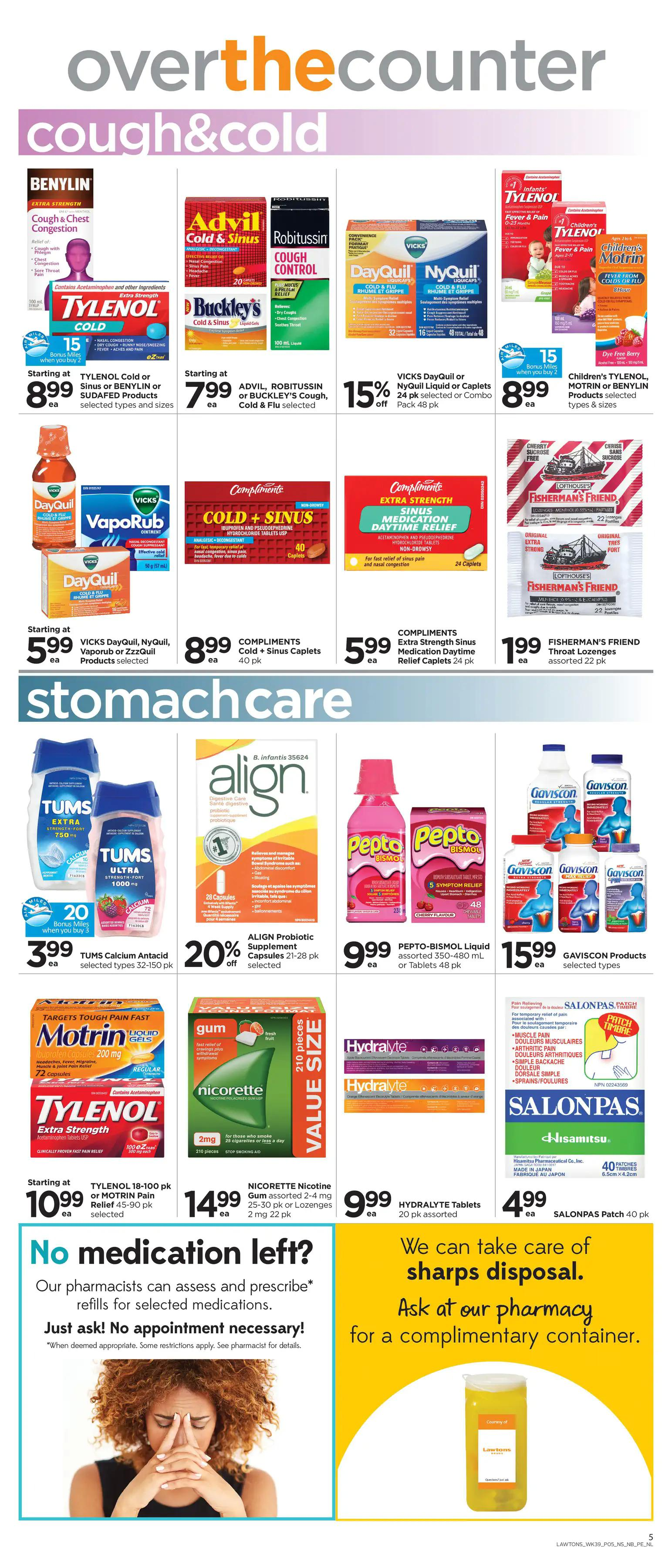 Lawtons Drugs - Weekly Flyer Specials - Page 4