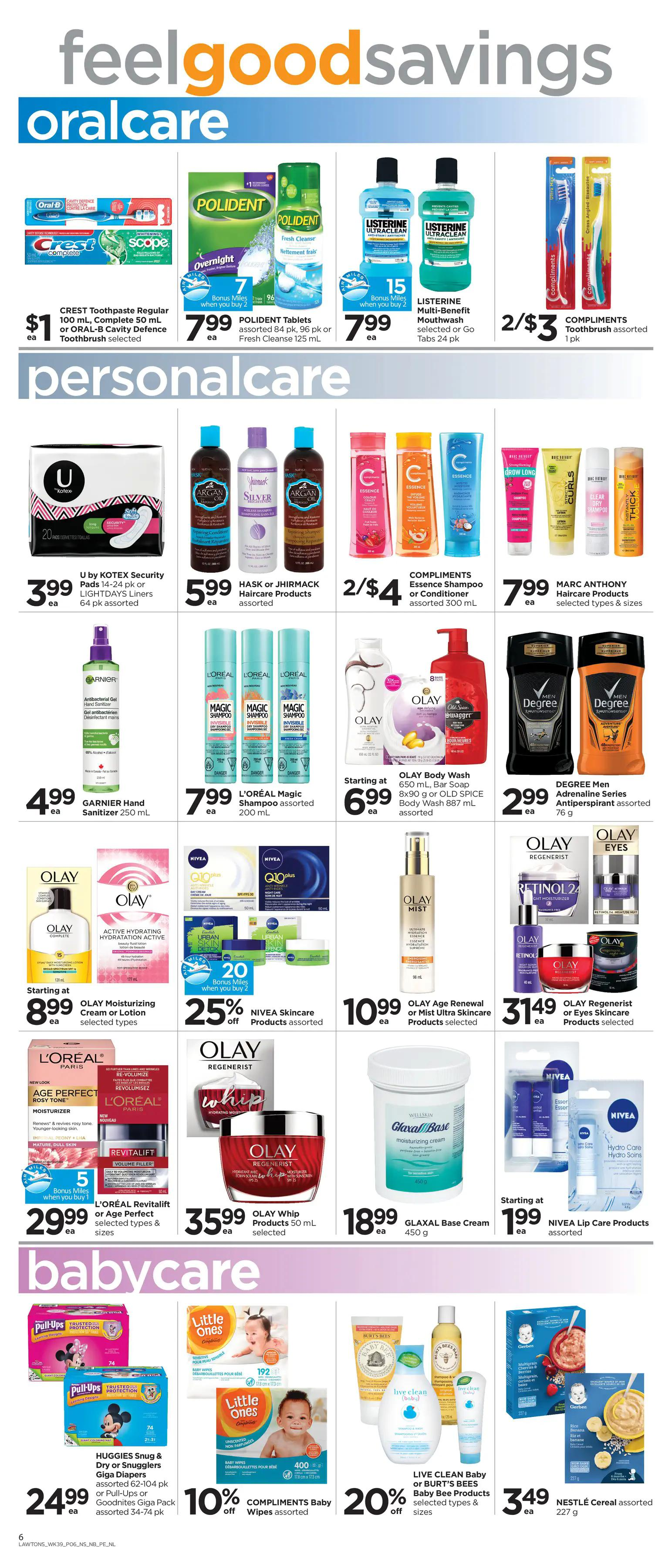 Lawtons Drugs - Weekly Flyer Specials - Page 5
