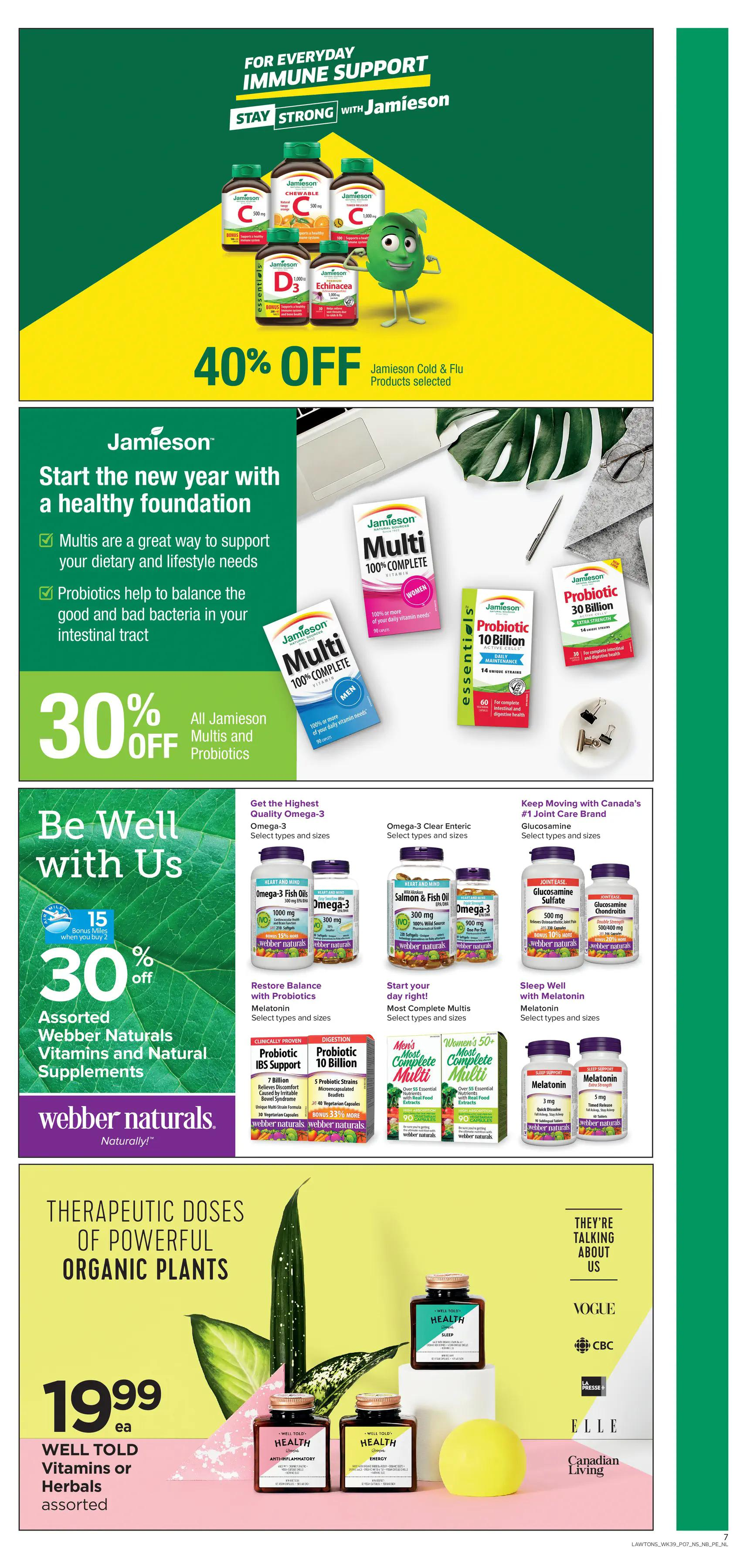 Lawtons Drugs - Weekly Flyer Specials - Page 6