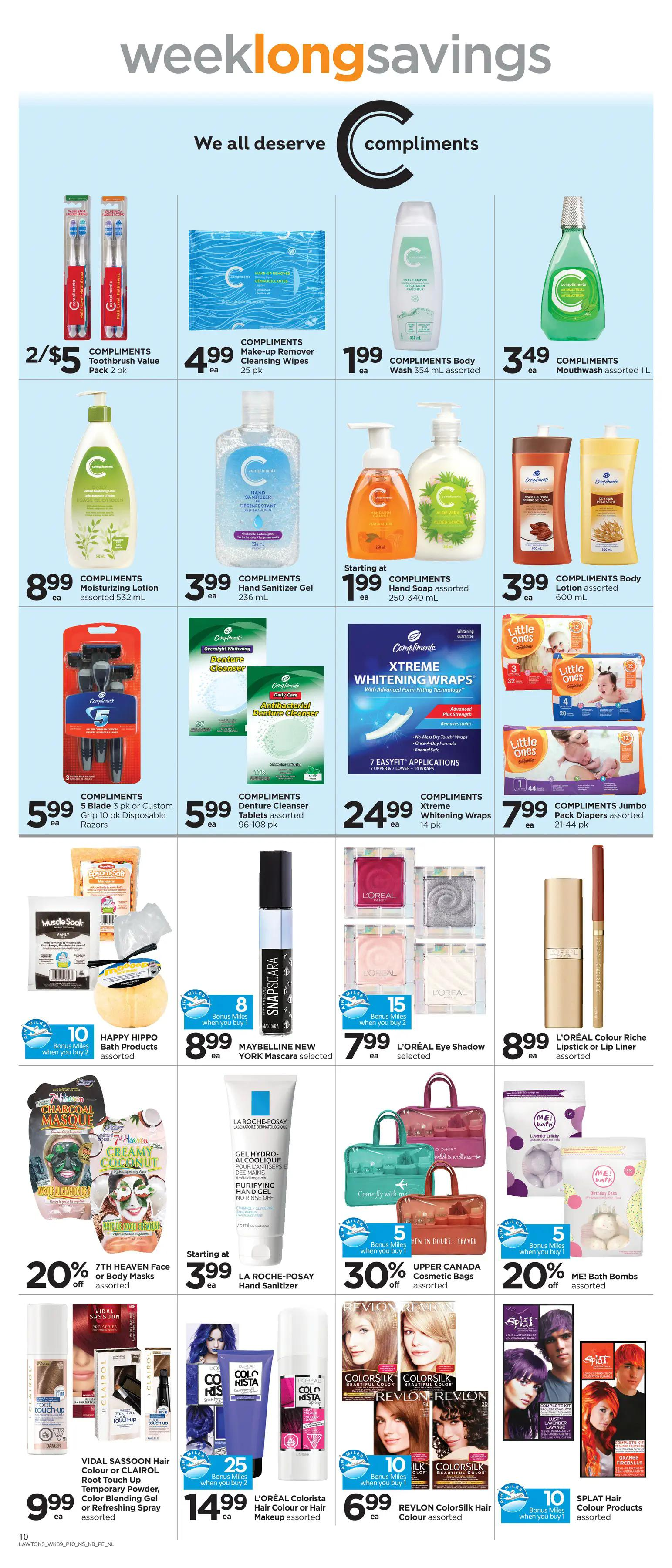 Lawtons Drugs - Weekly Flyer Specials - Page 9