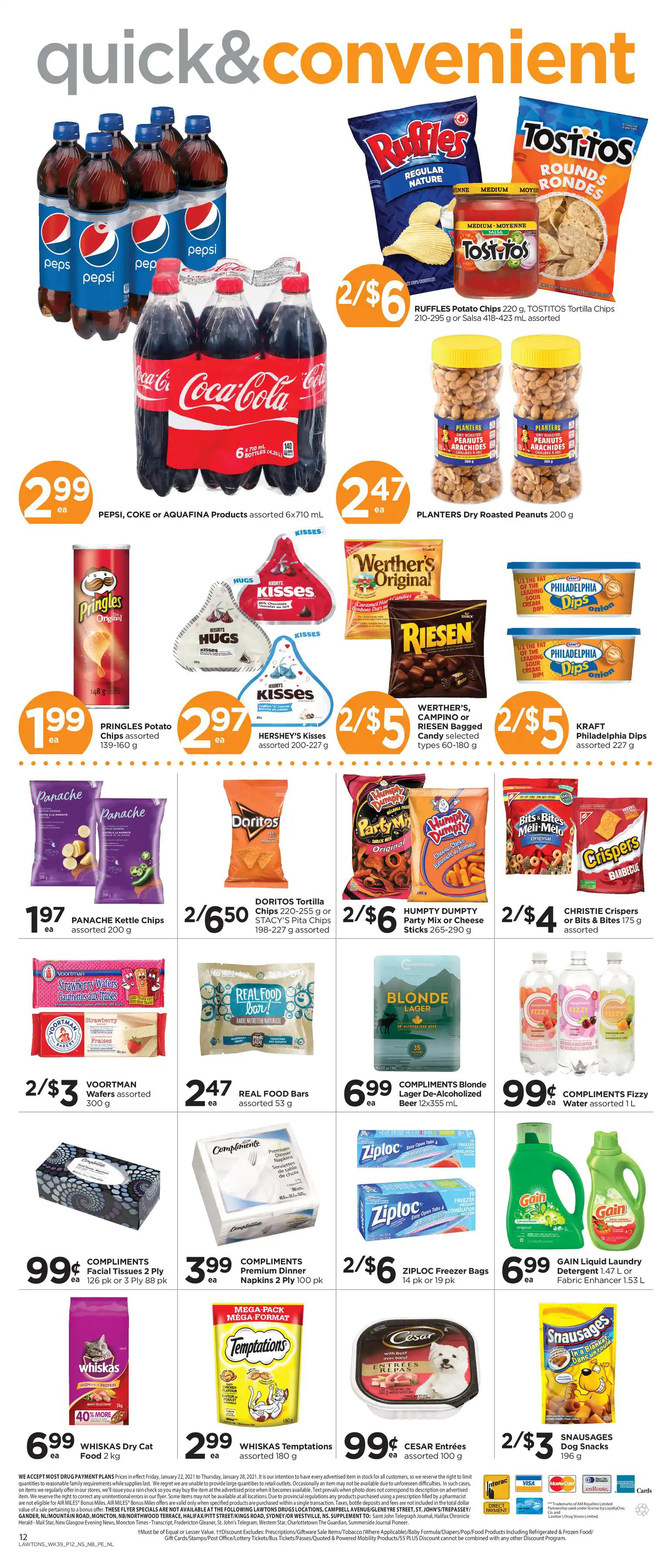 Lawtons Drugs - Weekly Flyer Specials - Page 11