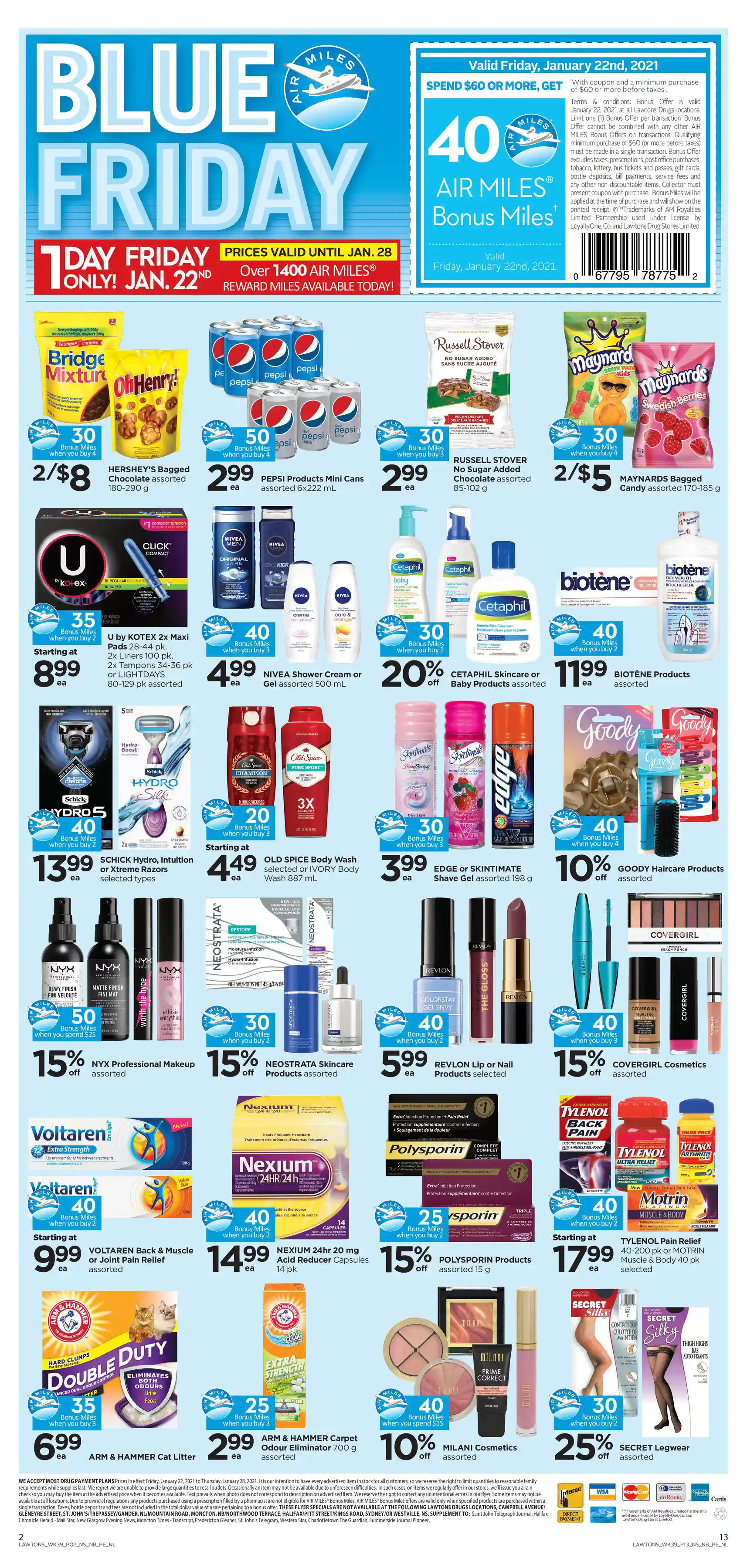 Lawtons Drugs - Weekly Flyer Specials - Page 12