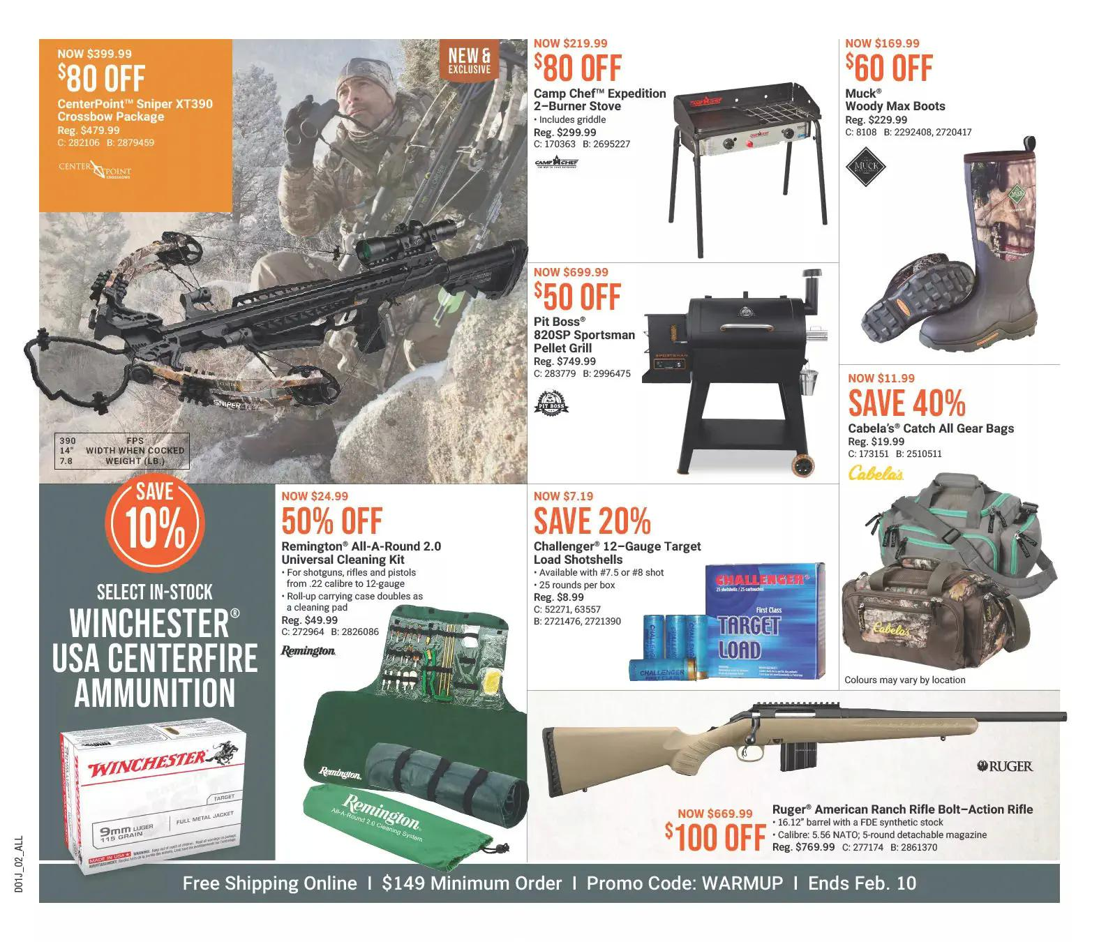 Bass Pro Shops - 2 Weeks of Savings - Page 2