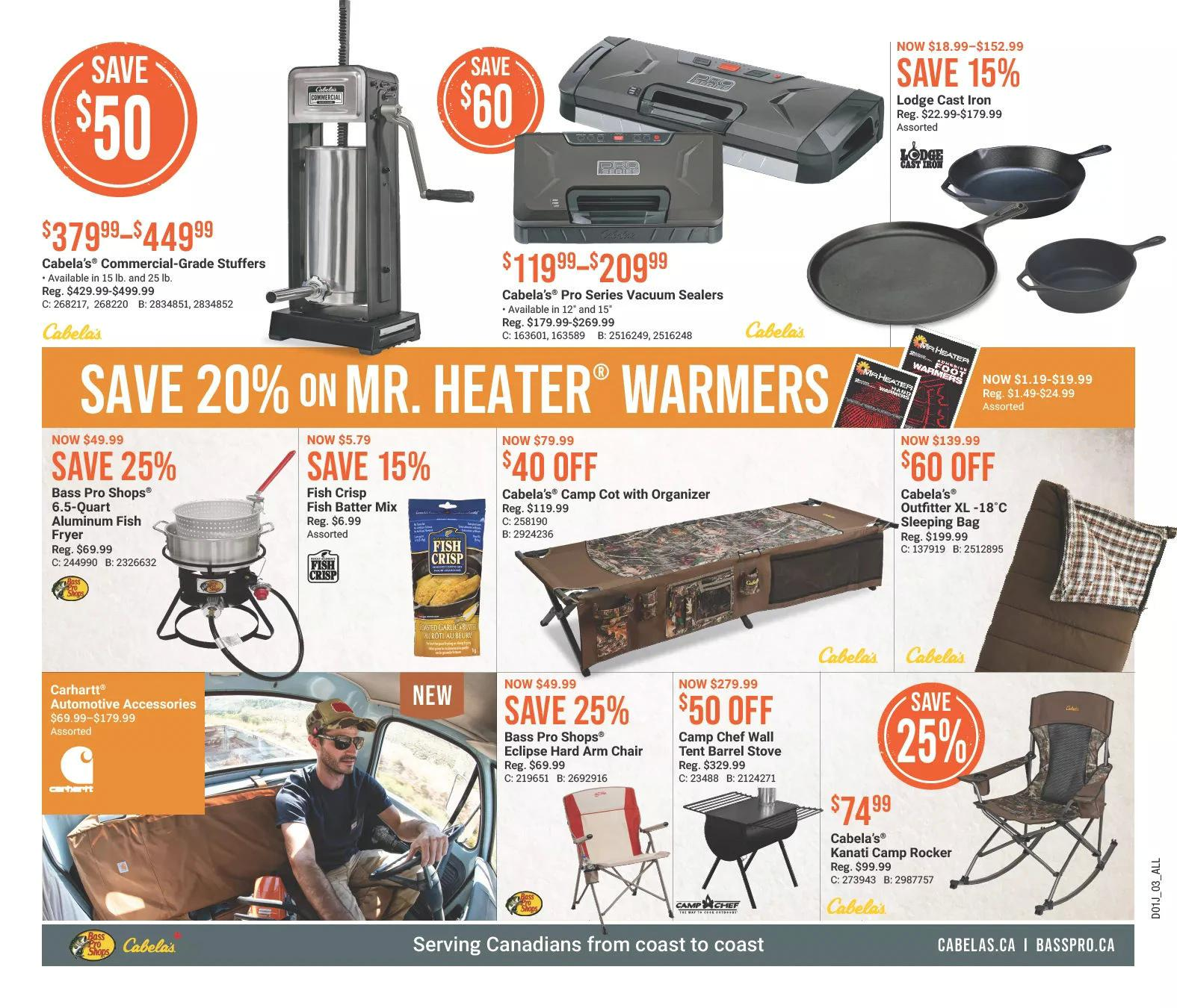 Bass Pro Shops - 2 Weeks of Savings - Page 3