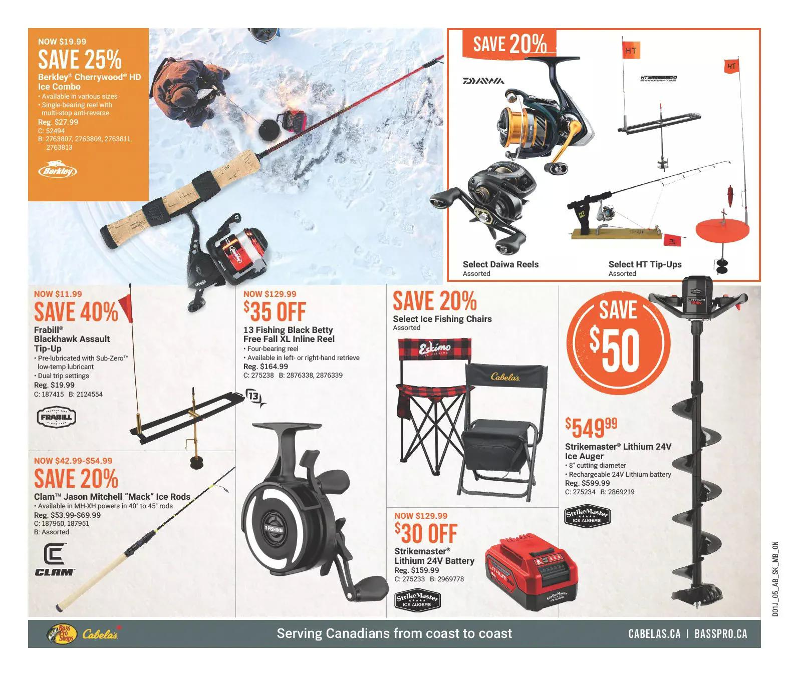 Bass Pro Shops - 2 Weeks of Savings - Page 5