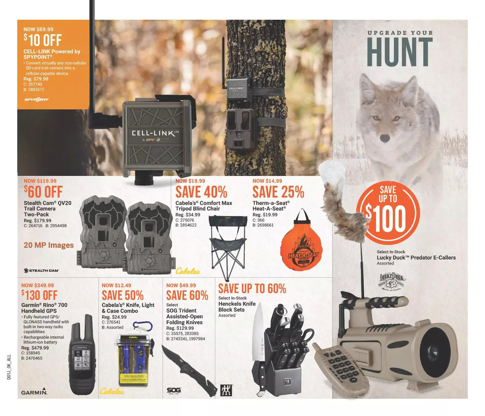Bass Pro Shops - 2 Weeks of Savings - Page 6