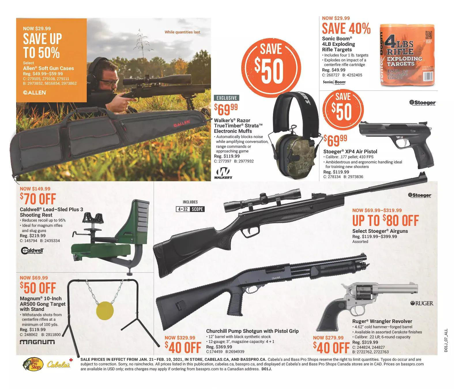 Bass Pro Shops - 2 Weeks of Savings - Page 7