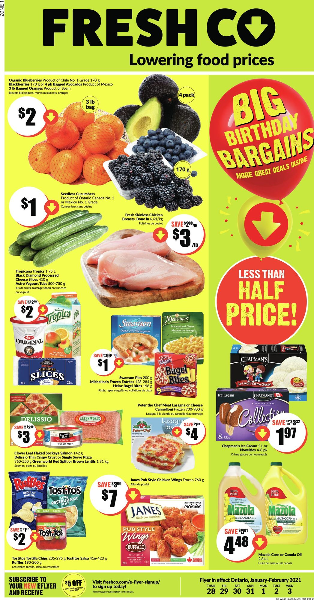 FreshCo - Weekly Flyer Specials