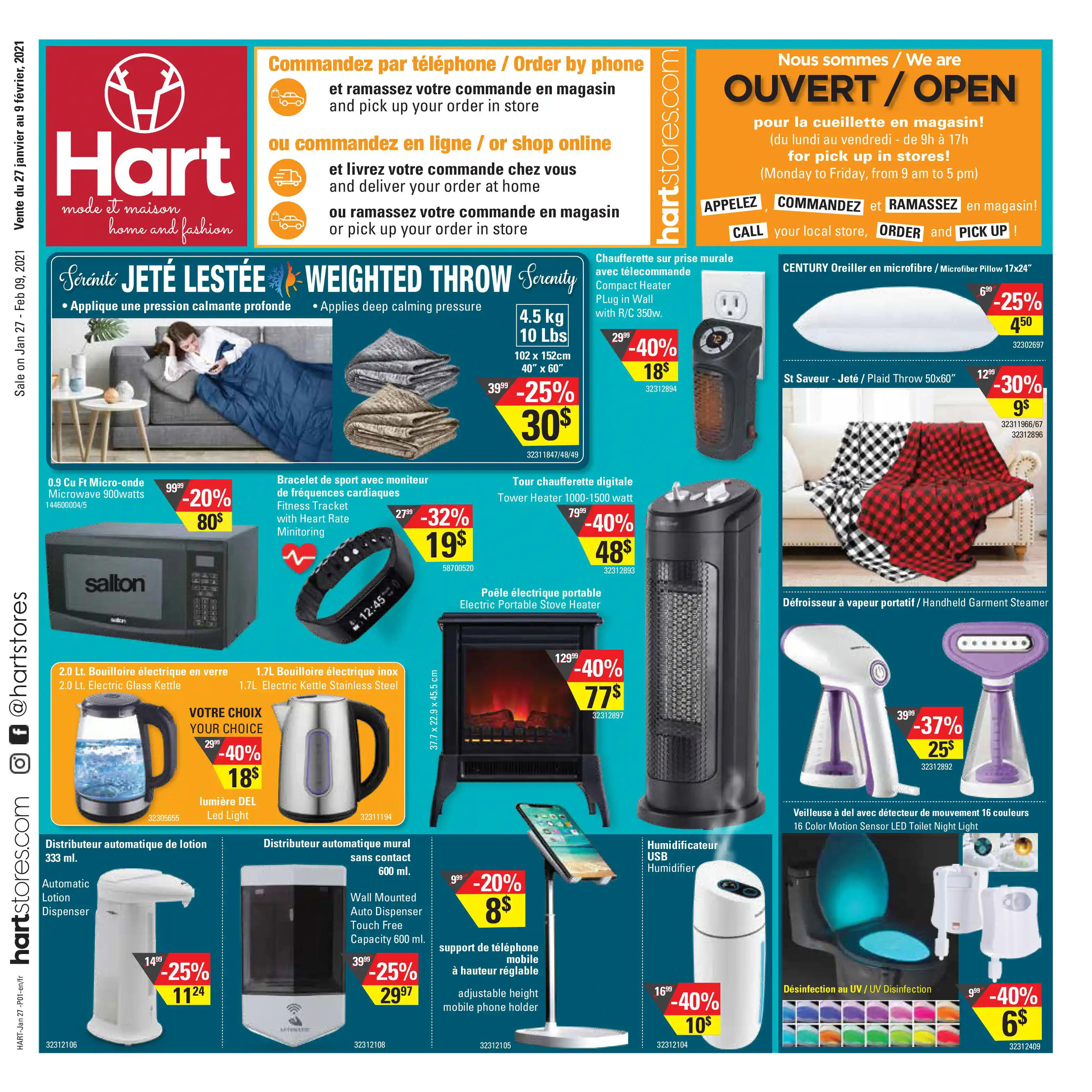 Hart - Weekly Flyer Specials