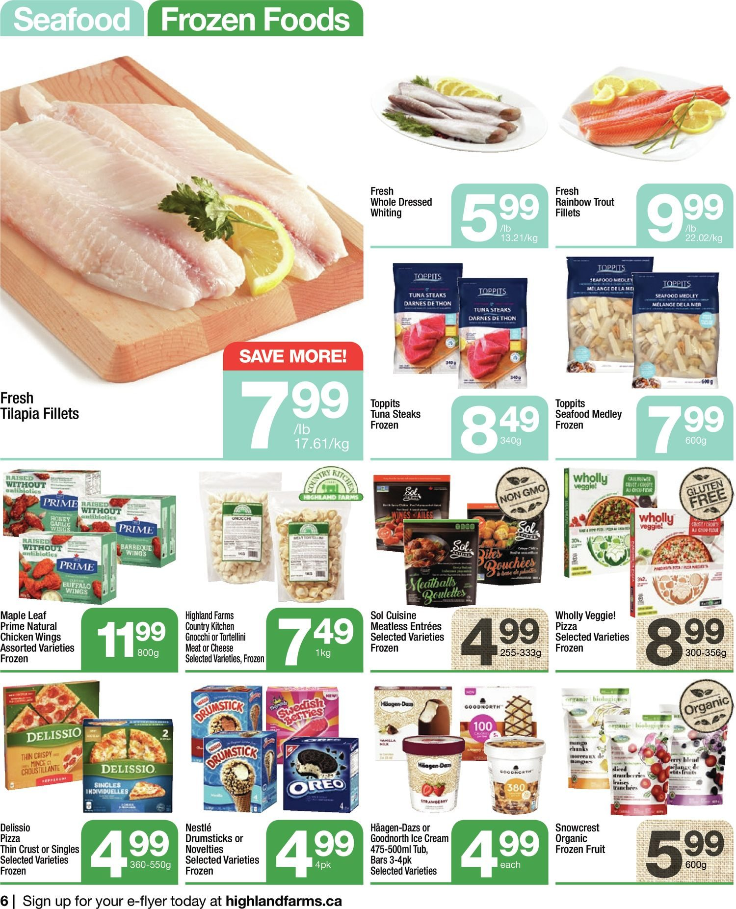 Highland Farms - Weekly Flyer Specials - Start Fresh - Page 6