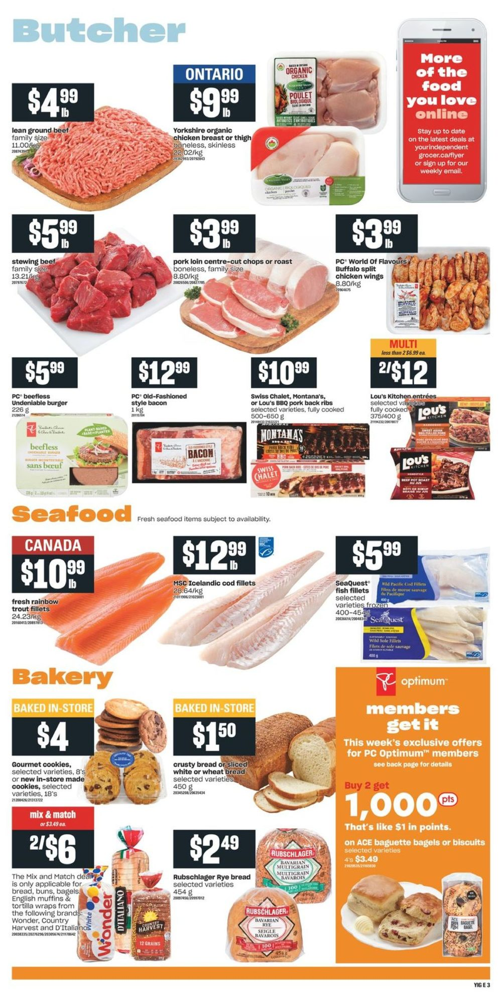 Independent - Weekly Flyer Specials - Page 7