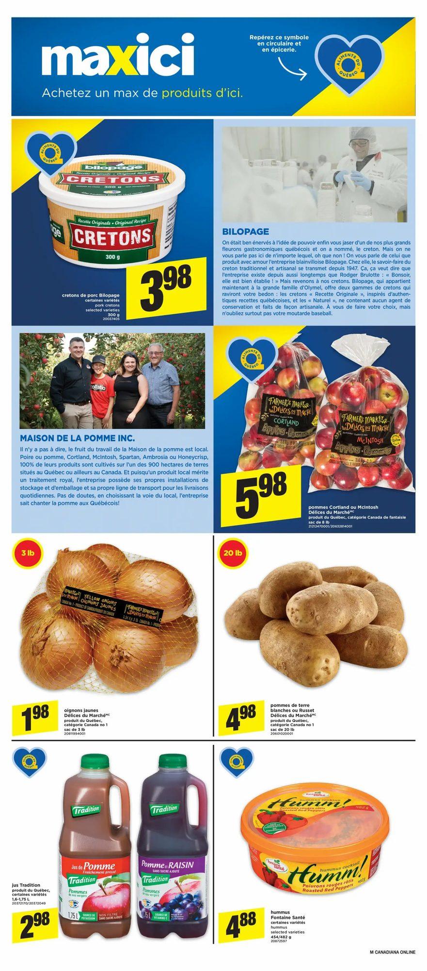 Maxi - Weekly Flyer Specials - Page 3
