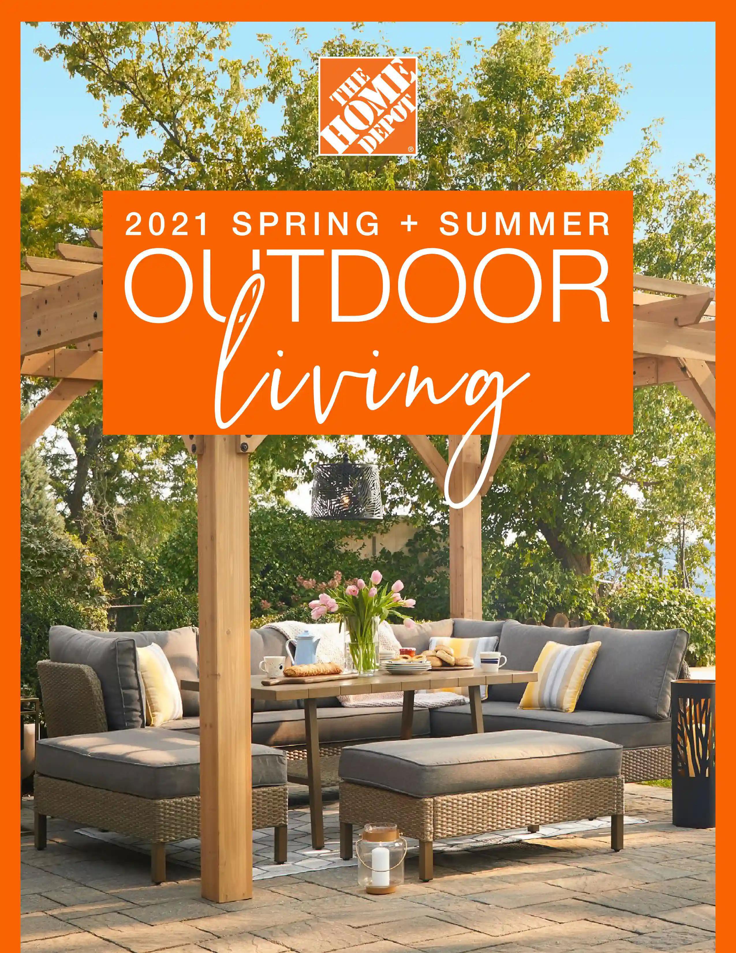 Home Depot - Outdoor Living