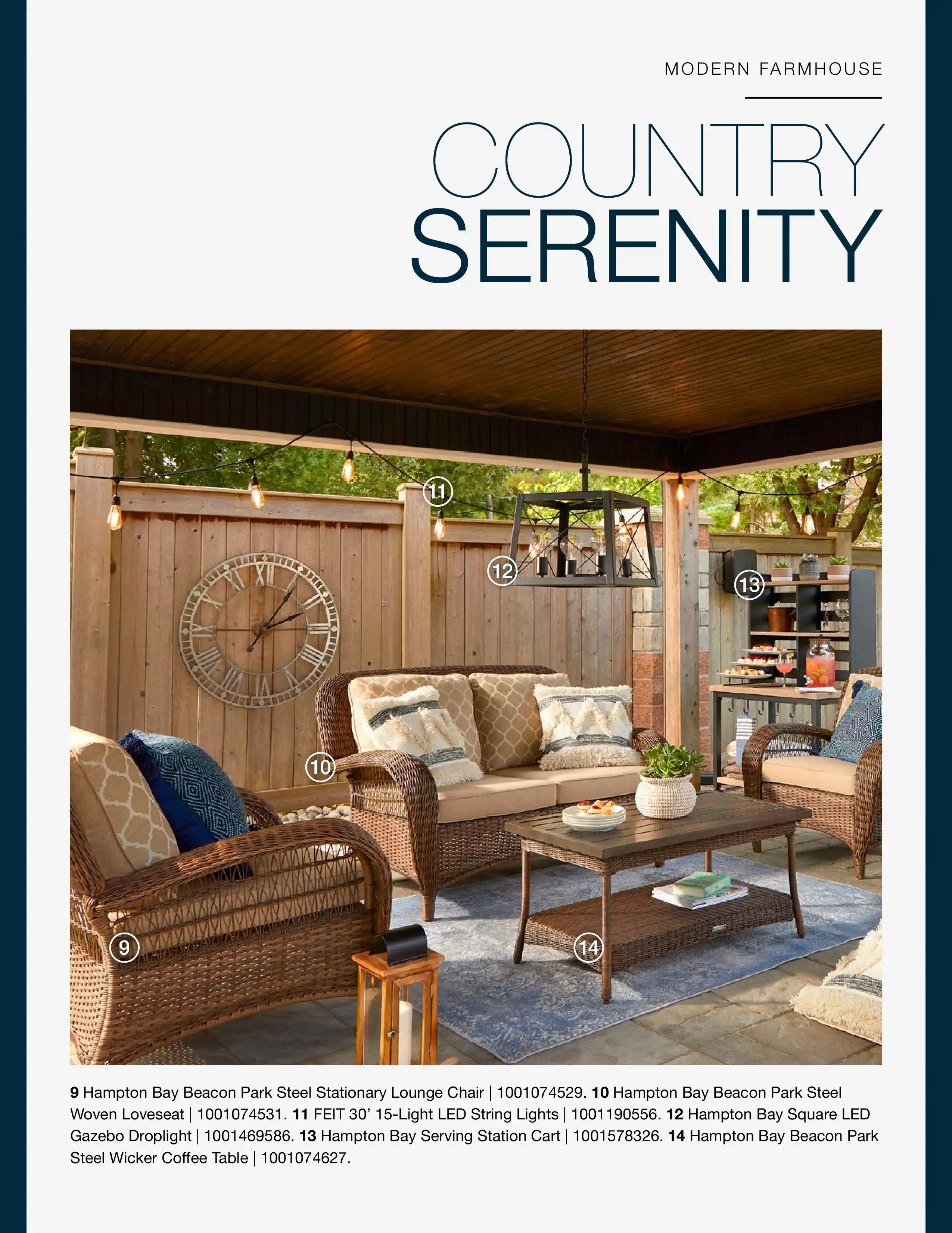 Home Depot - Outdoor Living - Page 17