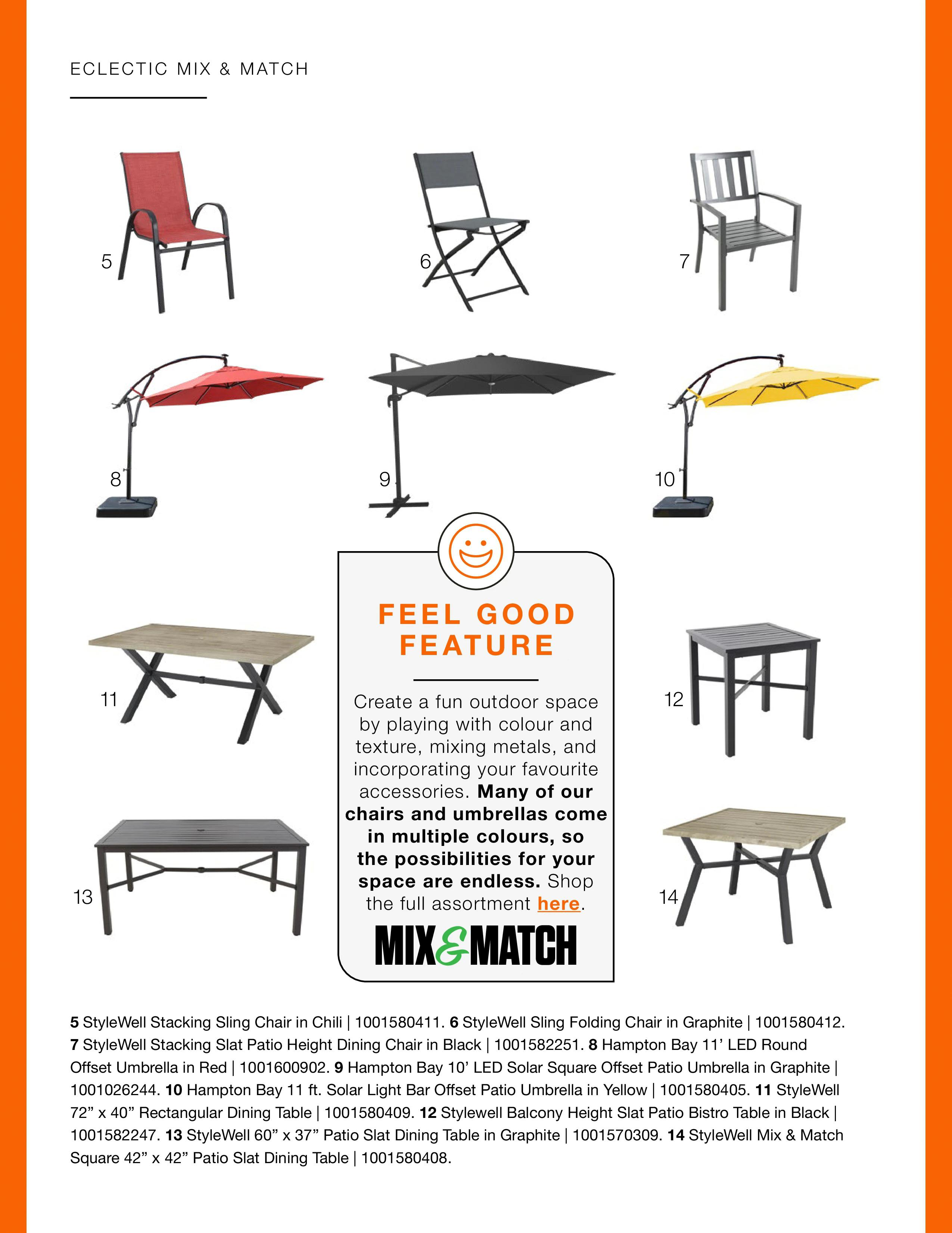 Home Depot - Outdoor Living - Page 32
