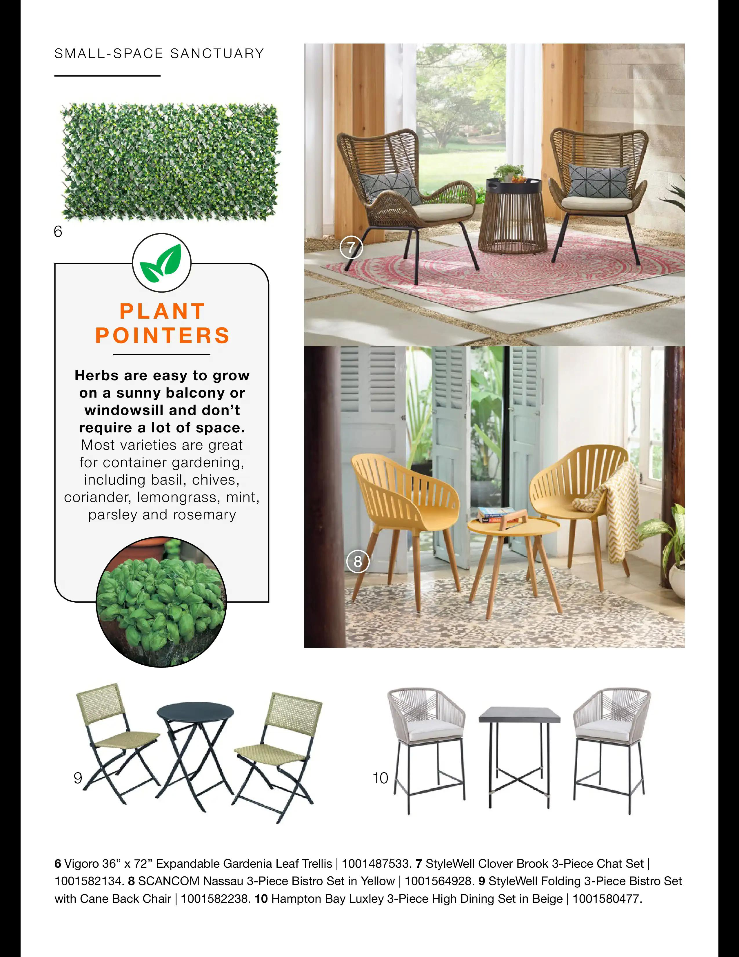 Home Depot - Outdoor Living - Page 34