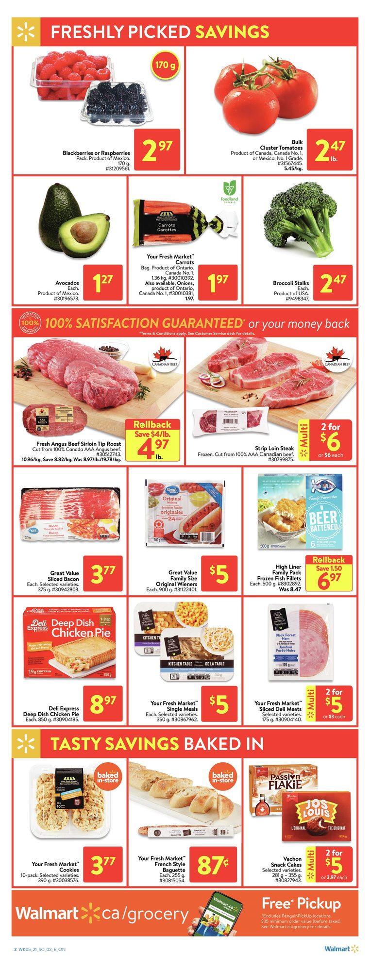 Walmart - Weekly Flyer Specials - Page 2