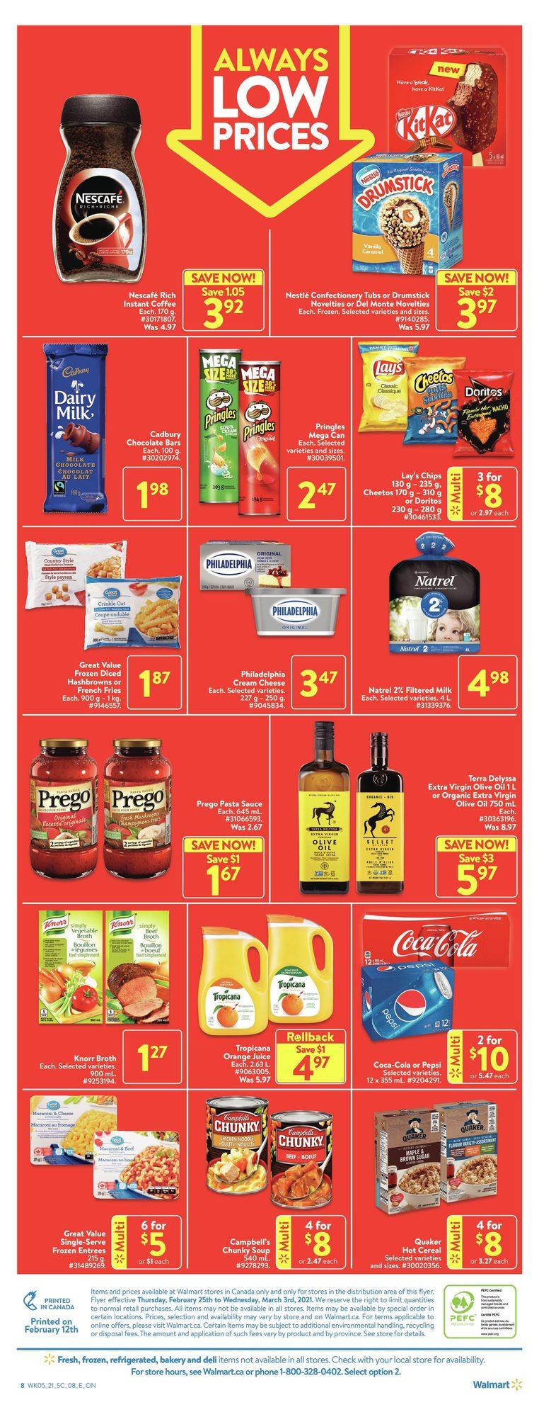 Walmart - Weekly Flyer Specials - Page 3