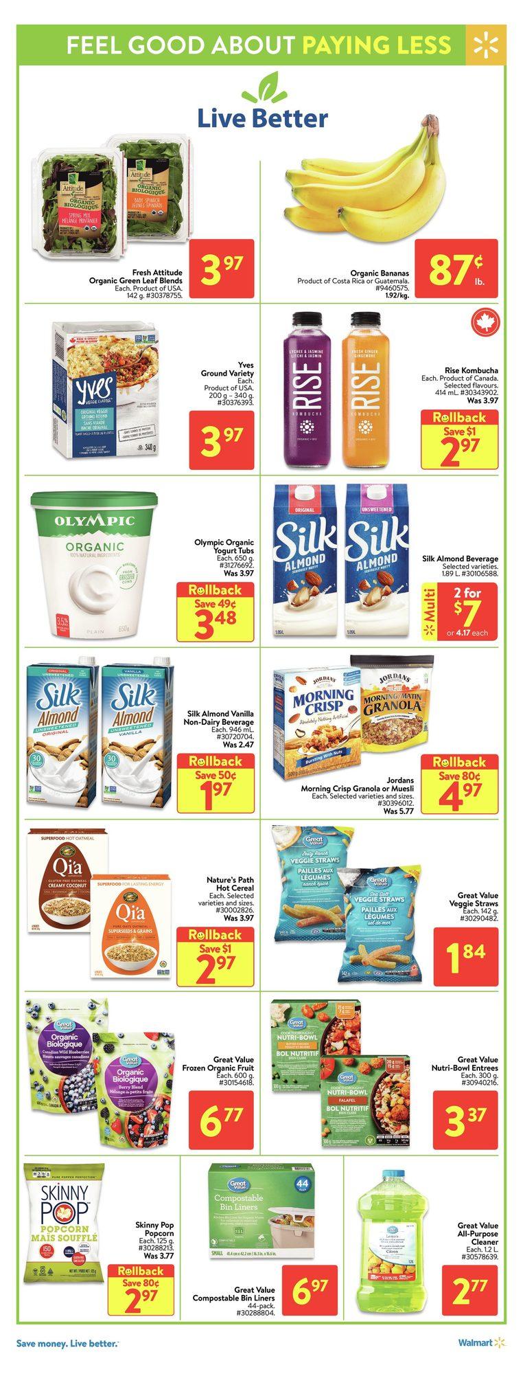 Walmart - Weekly Flyer Specials - Page 5
