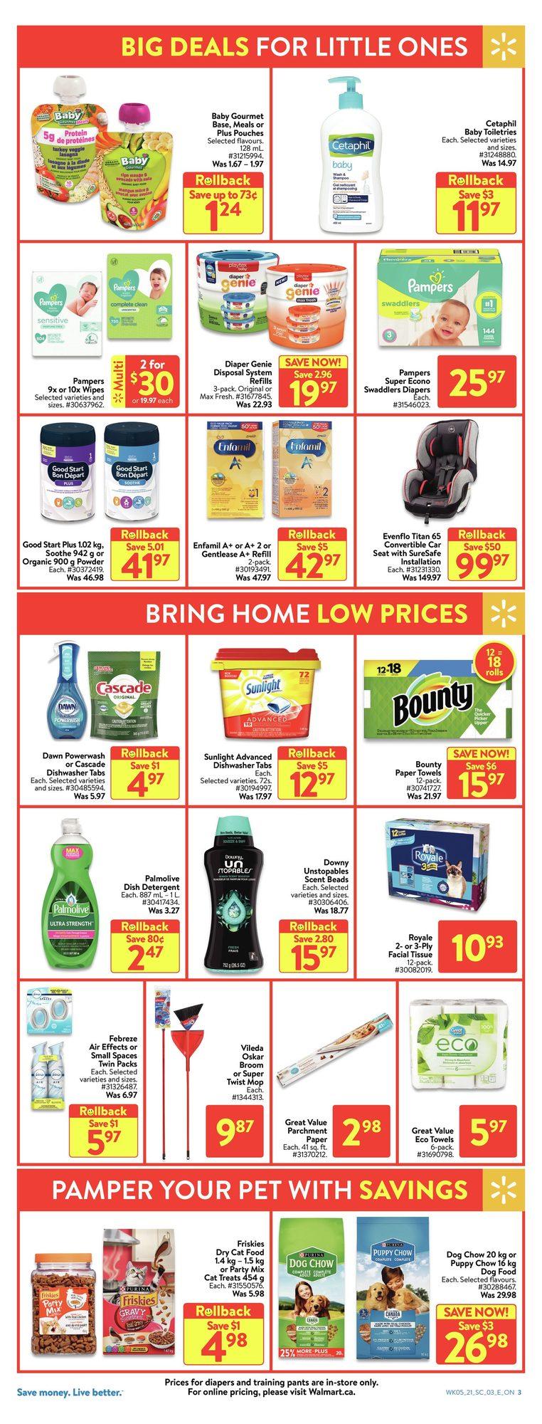 Walmart - Weekly Flyer Specials - Page 8