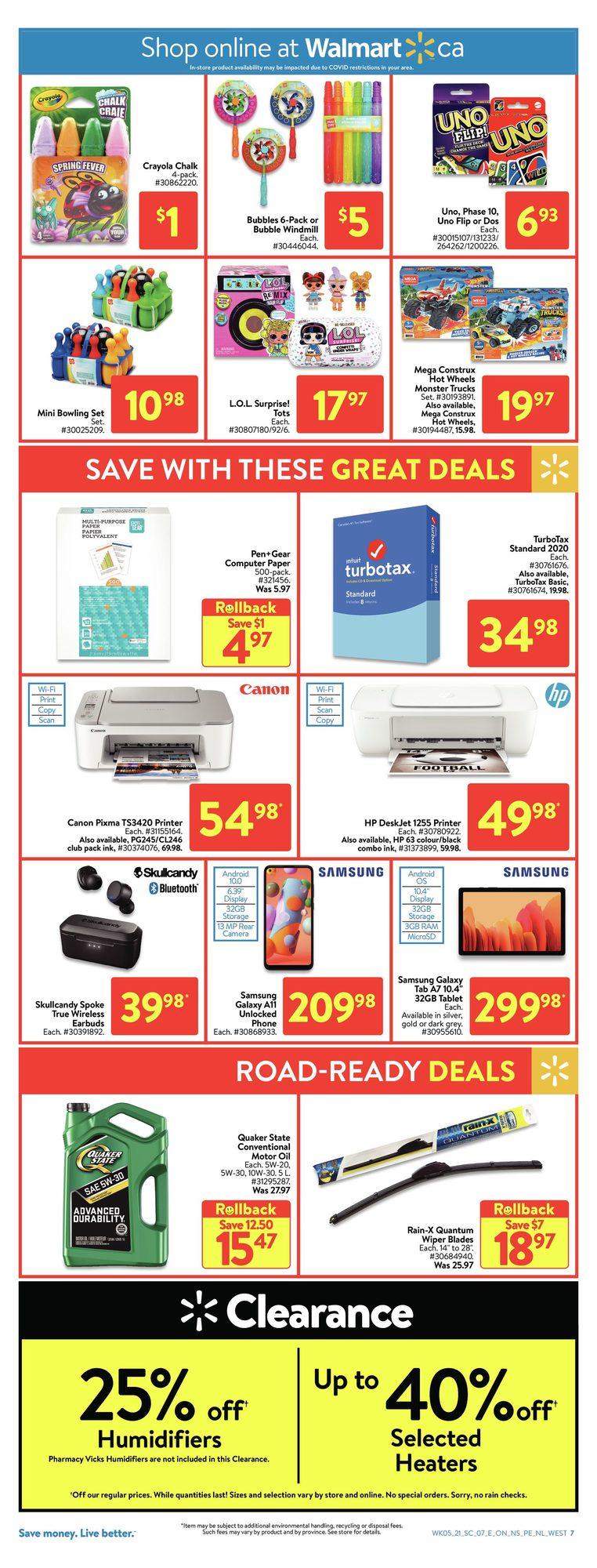 Walmart - Weekly Flyer Specials - Page 12