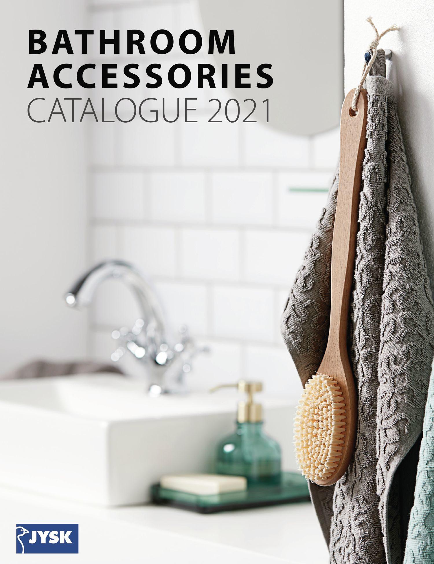 Jysk - Bathroom Accessories Catalogue 2021