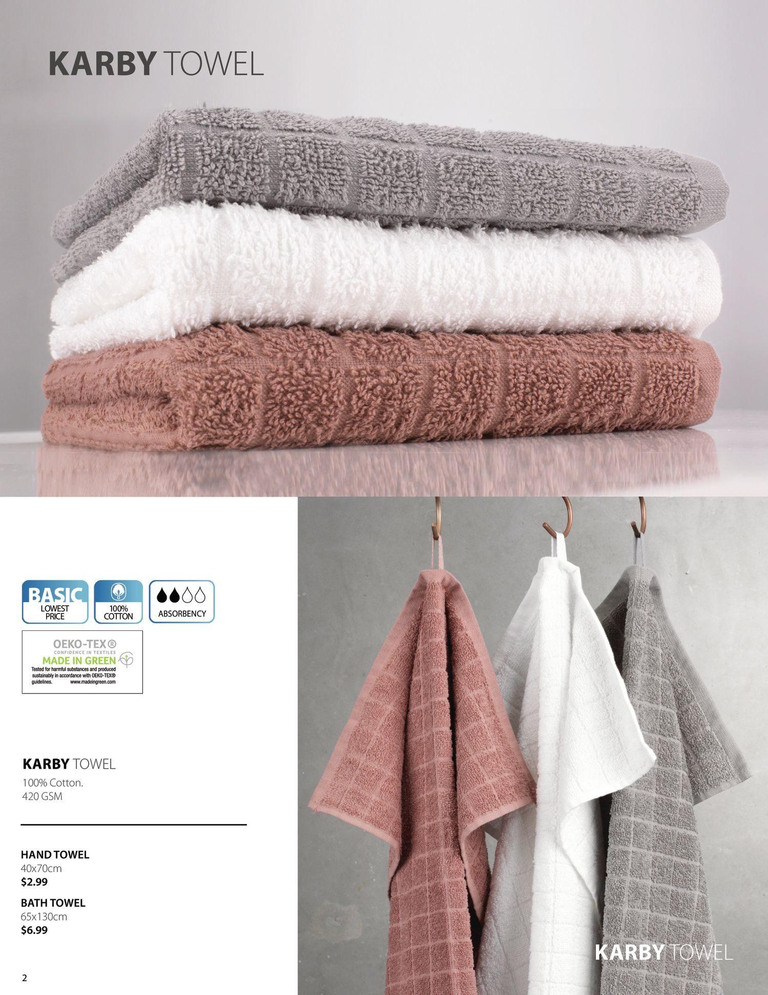Jysk - Bathroom Accessories Catalogue 2021 - Page 2