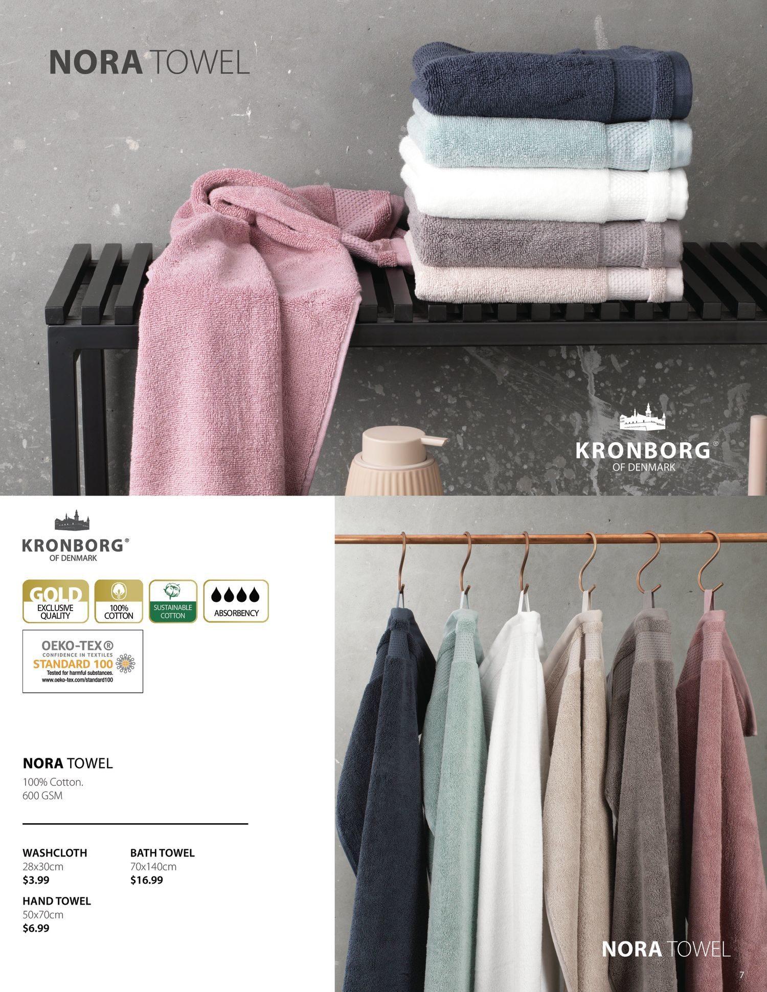 Jysk - Bathroom Accessories Catalogue 2021 - Page 7