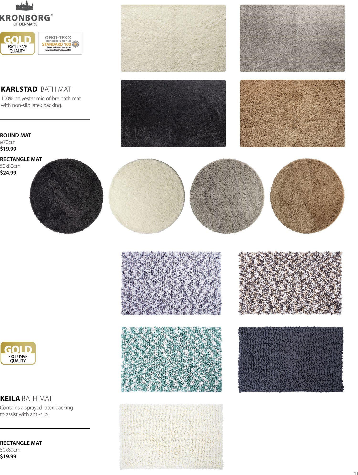 Jysk - Bathroom Accessories Catalogue 2021 - Page 11