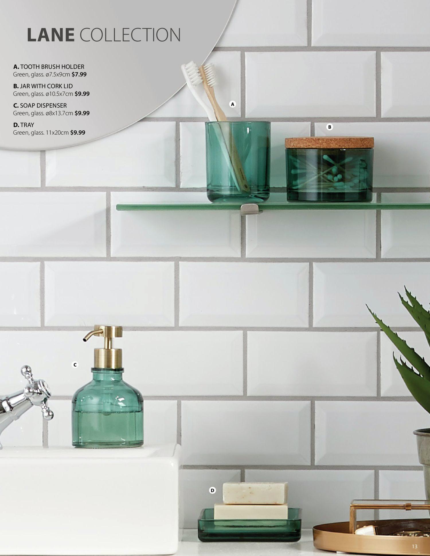 Jysk - Bathroom Accessories Catalogue 2021 - Page 13